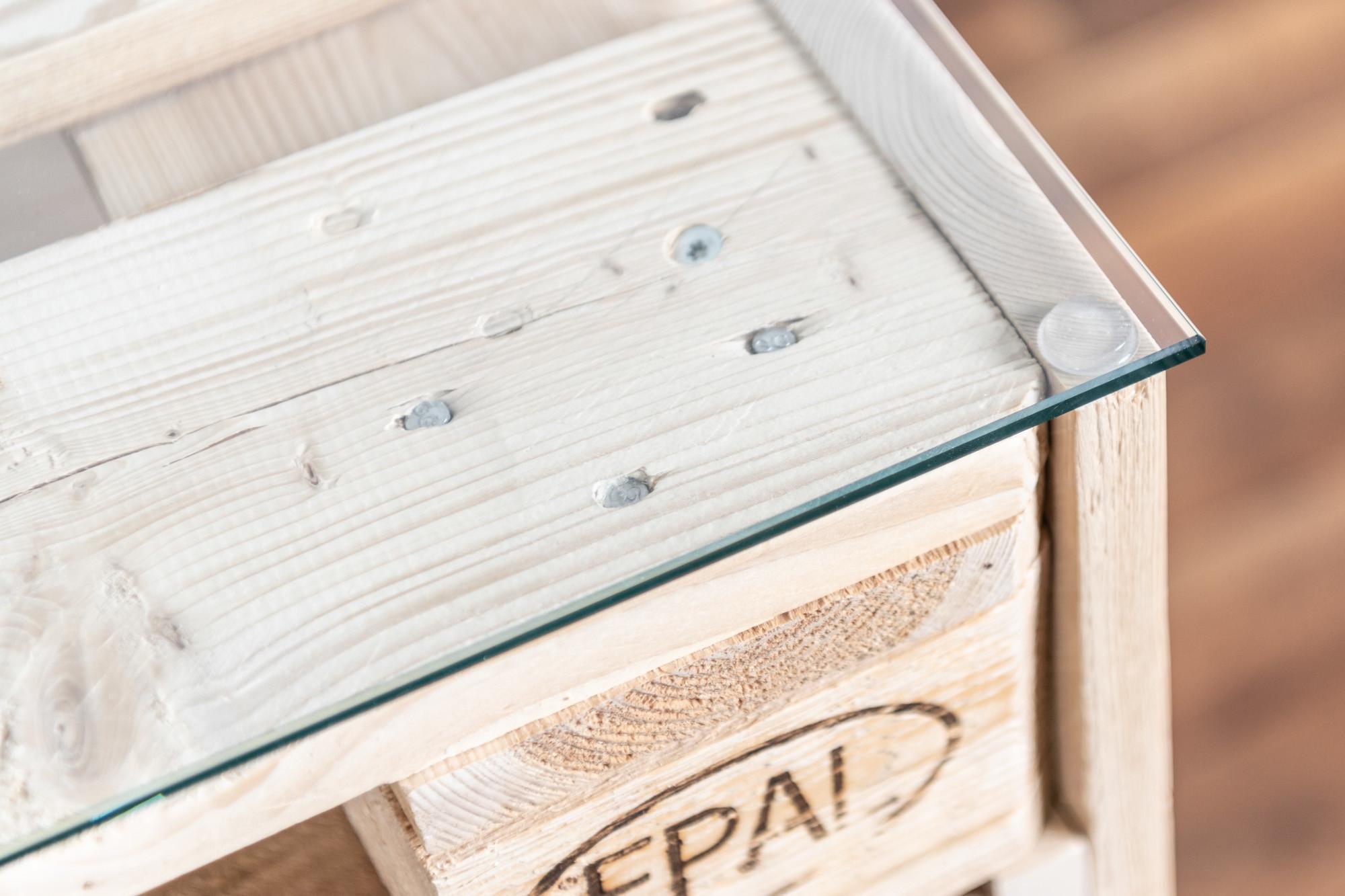 Paletten-Schreibtisch 10