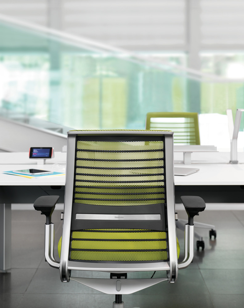 Siège ergonomique THINK de Steelcase 03