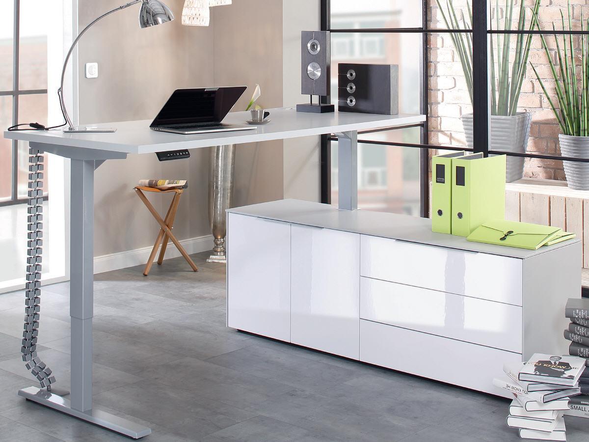 Büroprogramm elektrisch höhenverstellbar 01