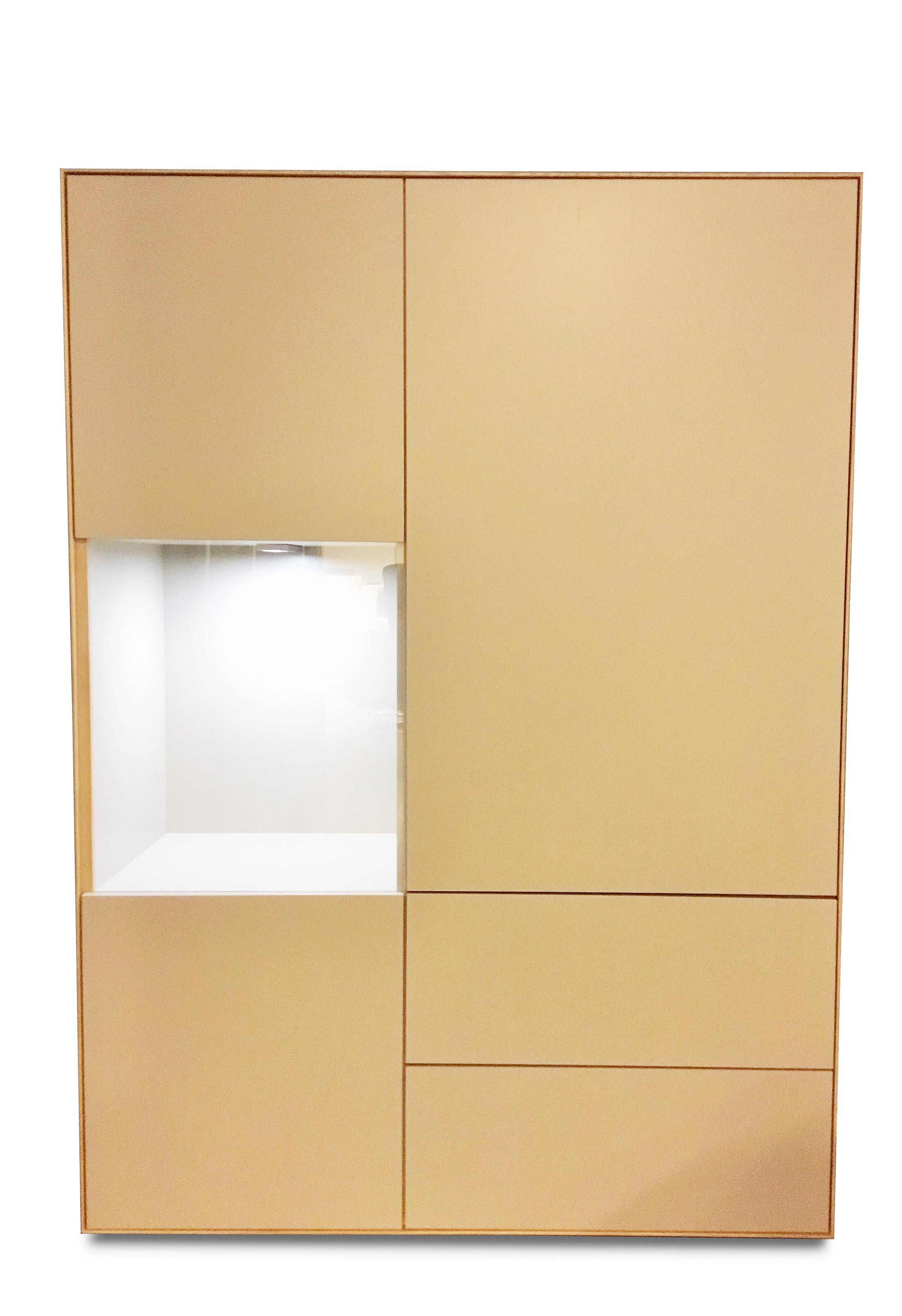 Schöner Wohnen / Sideboard Patchwork grau/Palazzo 06
