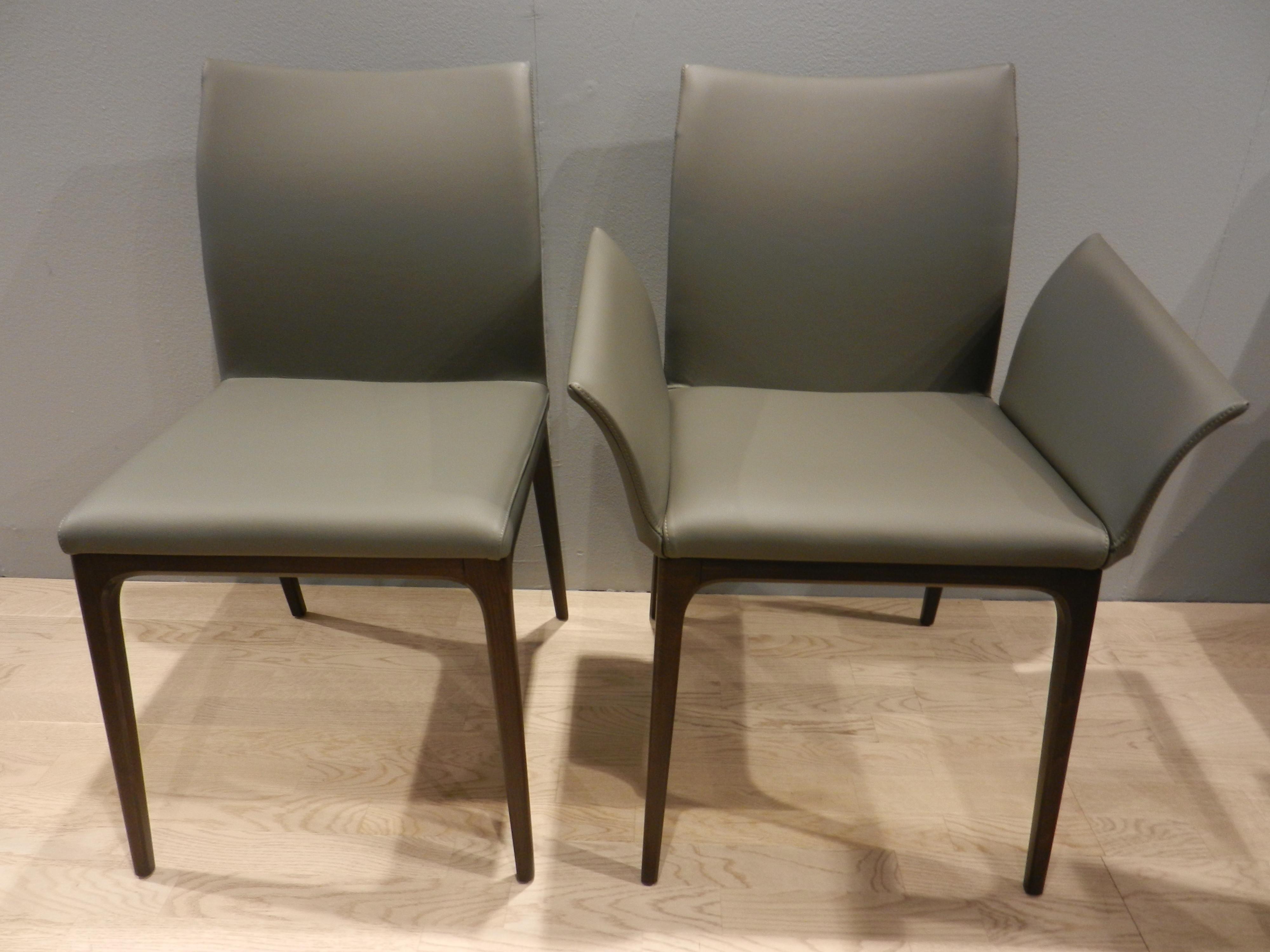 6 Stühle Arcadia von Cattelan 01