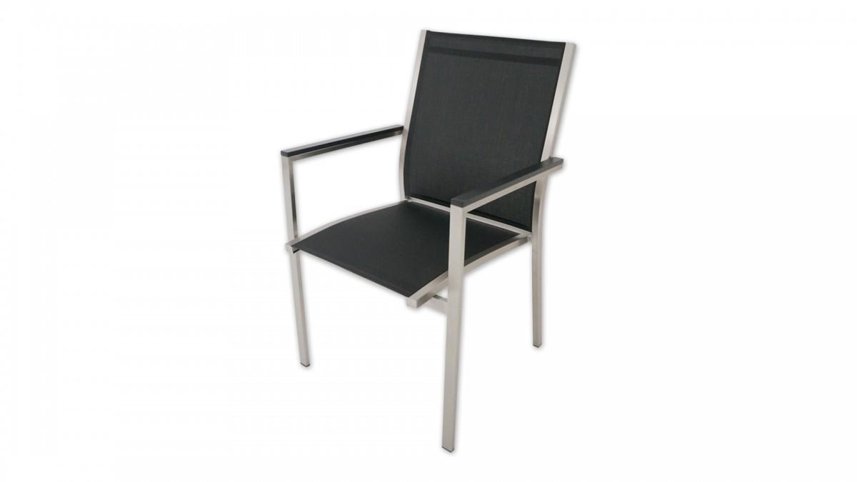 Keramik-Auszug-Tisch Garnitur MAXIM 220/280 (inkl. 8 Stk. Stühlen) 07