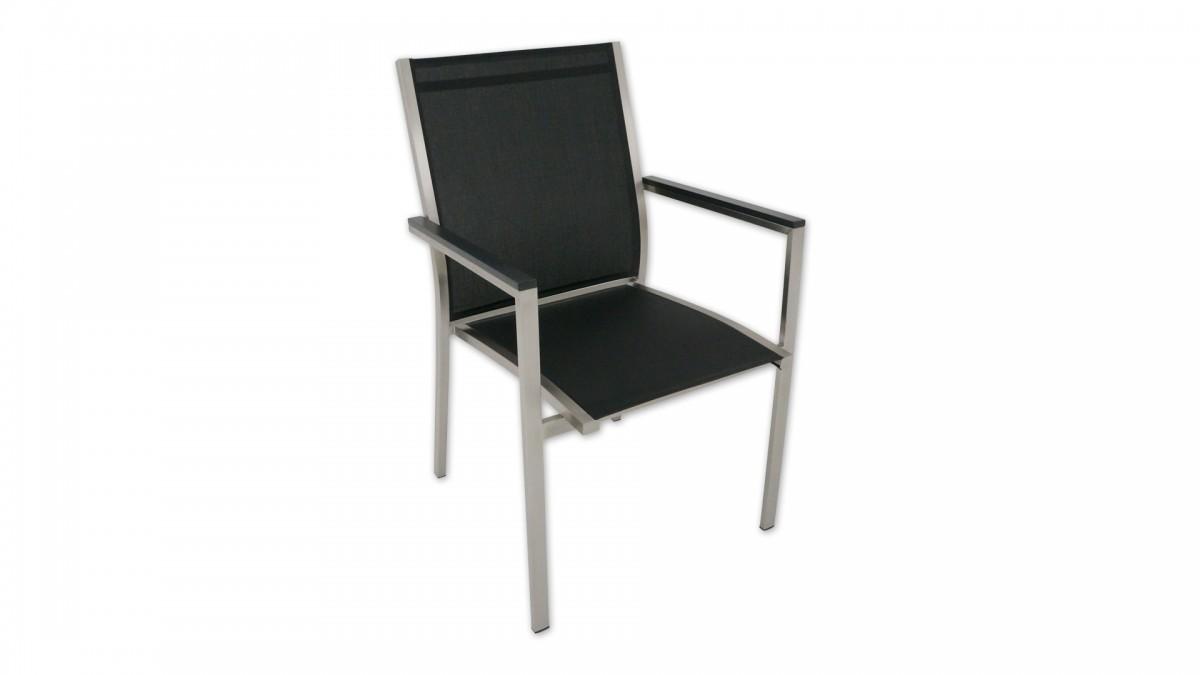 Keramik-Auszug-Tisch Garnitur MAXIM 220/280 (inkl. 8 Stk. Stühlen) 05