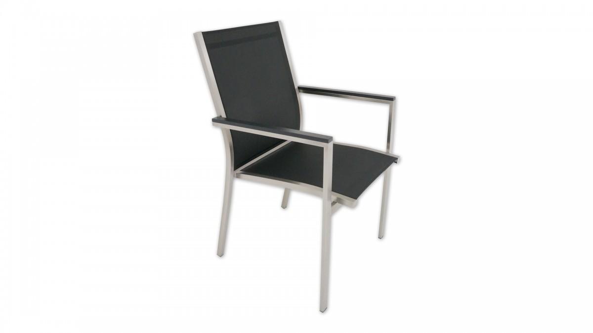 Keramik-Auszug-Tisch Garnitur MAXIM 220/280 (inkl. 8 Stk. Stühlen) 06