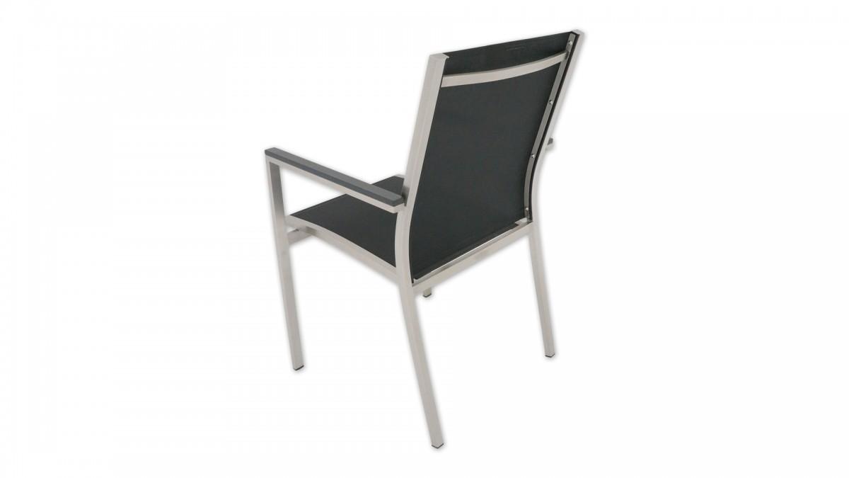 Keramik-Auszug-Tisch Garnitur MAXIM 220/280 (inkl. 8 Stk. Stühlen) 08