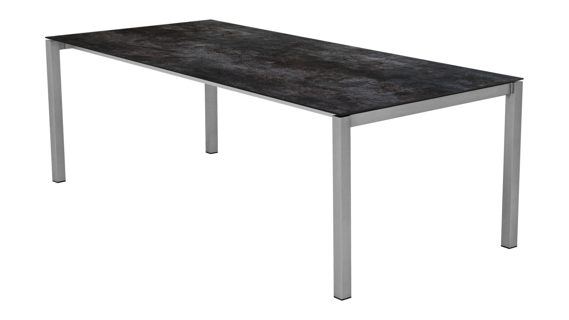 Keramik-Auszug-Tisch Garnitur MAXIM 220/280 (inkl. 8 Stk. Stühlen) 12
