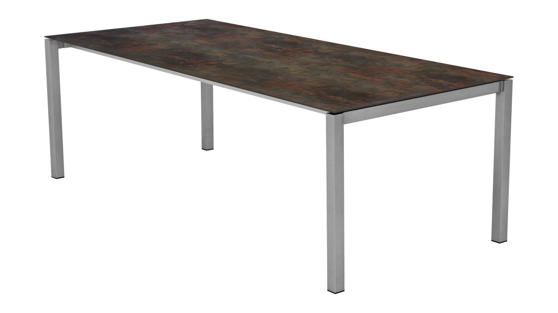 Keramik-Auszug-Tisch Garnitur MAXIM 220/280 (inkl. 8 Stk. Stühlen) 13