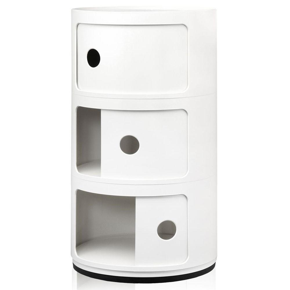Componibili 3 tiroirs de Kartell 02