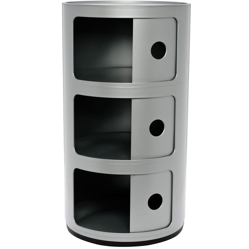 Componibili 3 tiroirs de Kartell 01