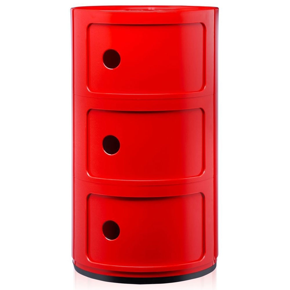 Componibili 3 tiroirs de Kartell 10