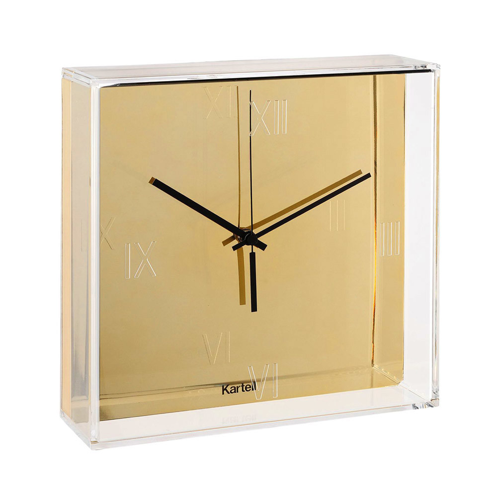 Horloge Tic & Tac de Kartell 09