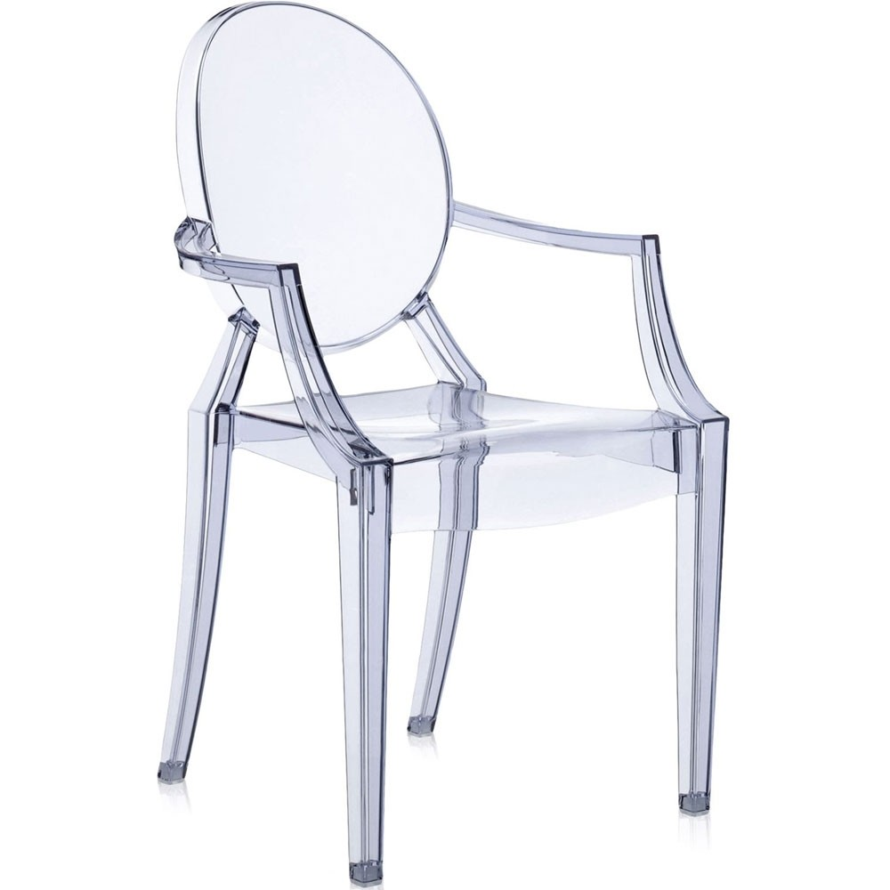 Chaise Louis Ghost de Kartell 21