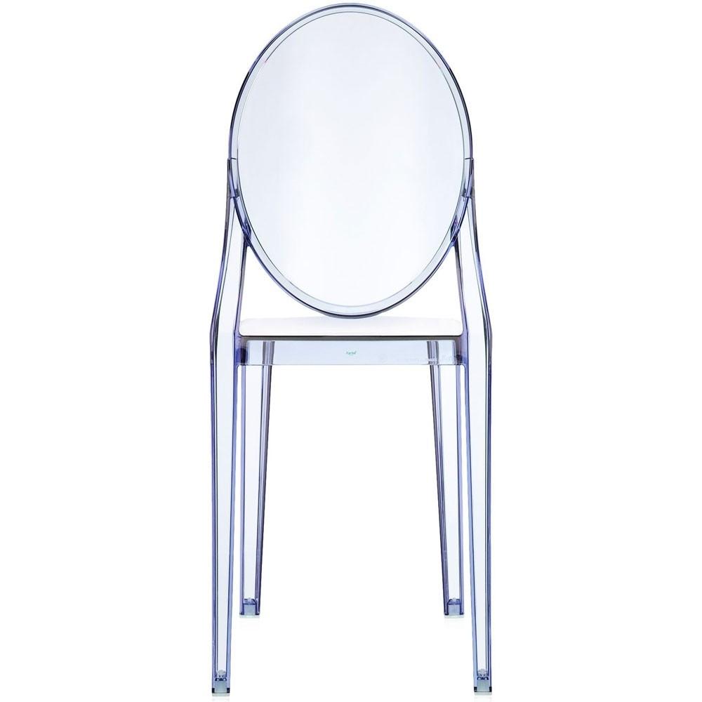 Chaise Victoria Ghost de Kartell 11