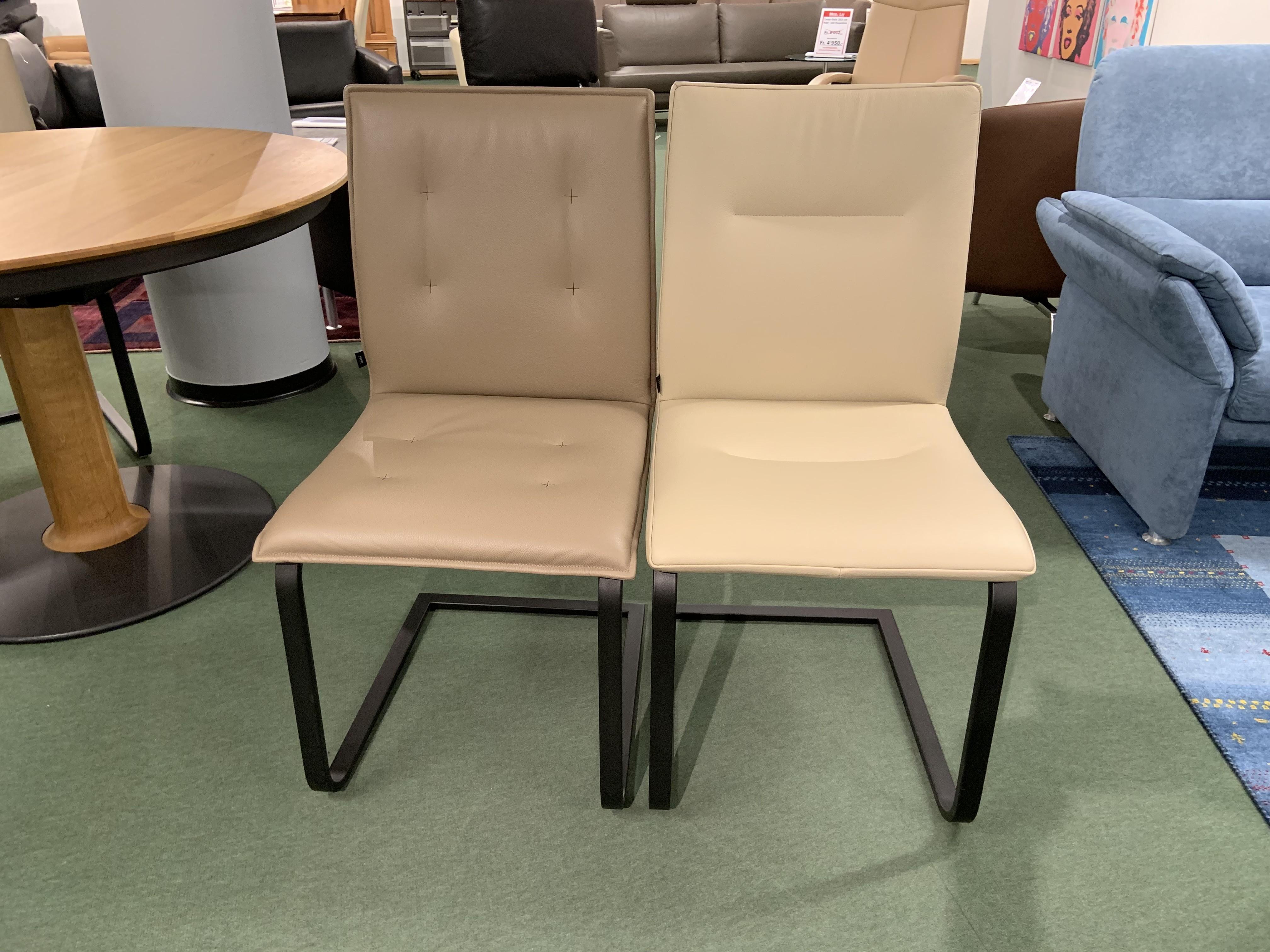 Auszugstisch Rota 120 (120 x 180) cm, 2 & 2 Stühle 05