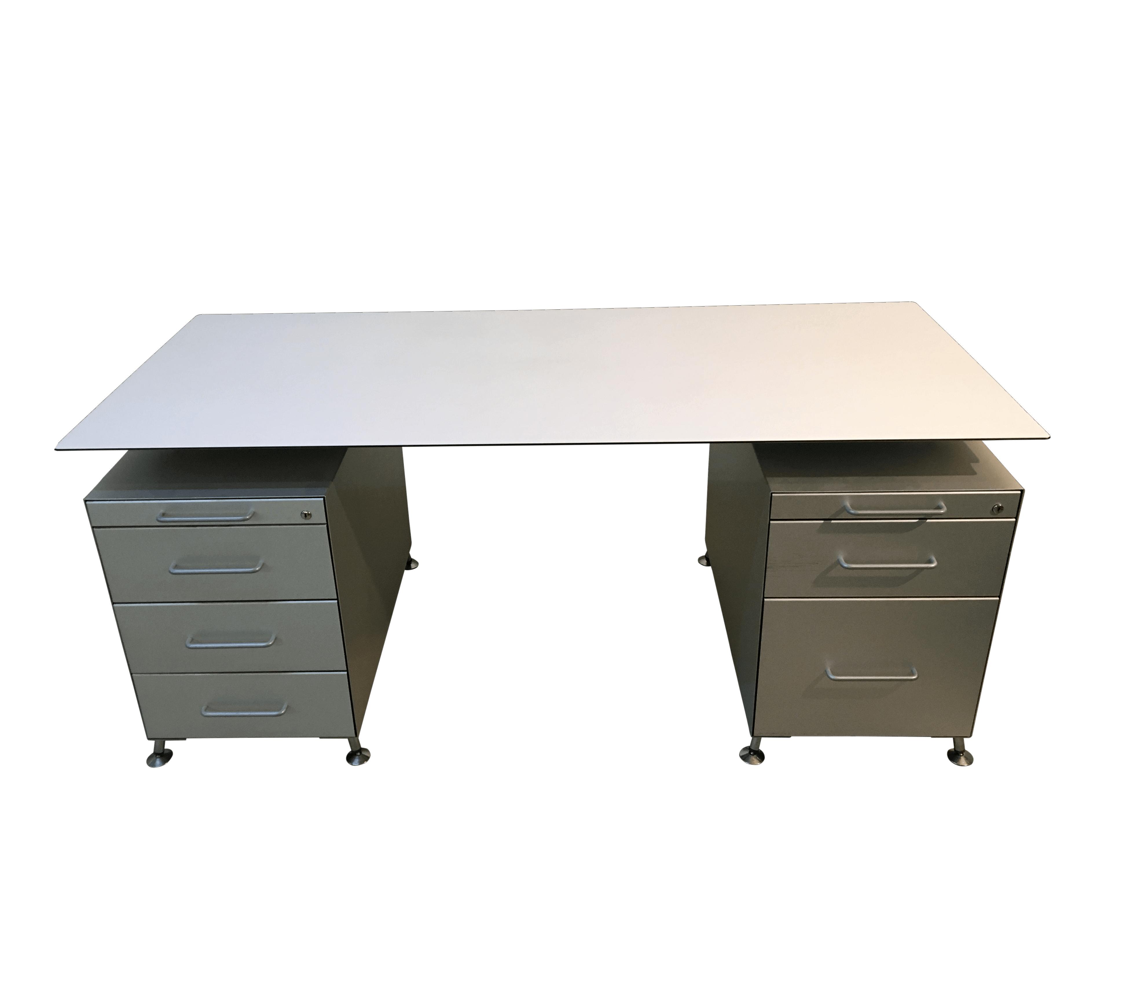 Schreibtischkombination / Atelier Alinea 02