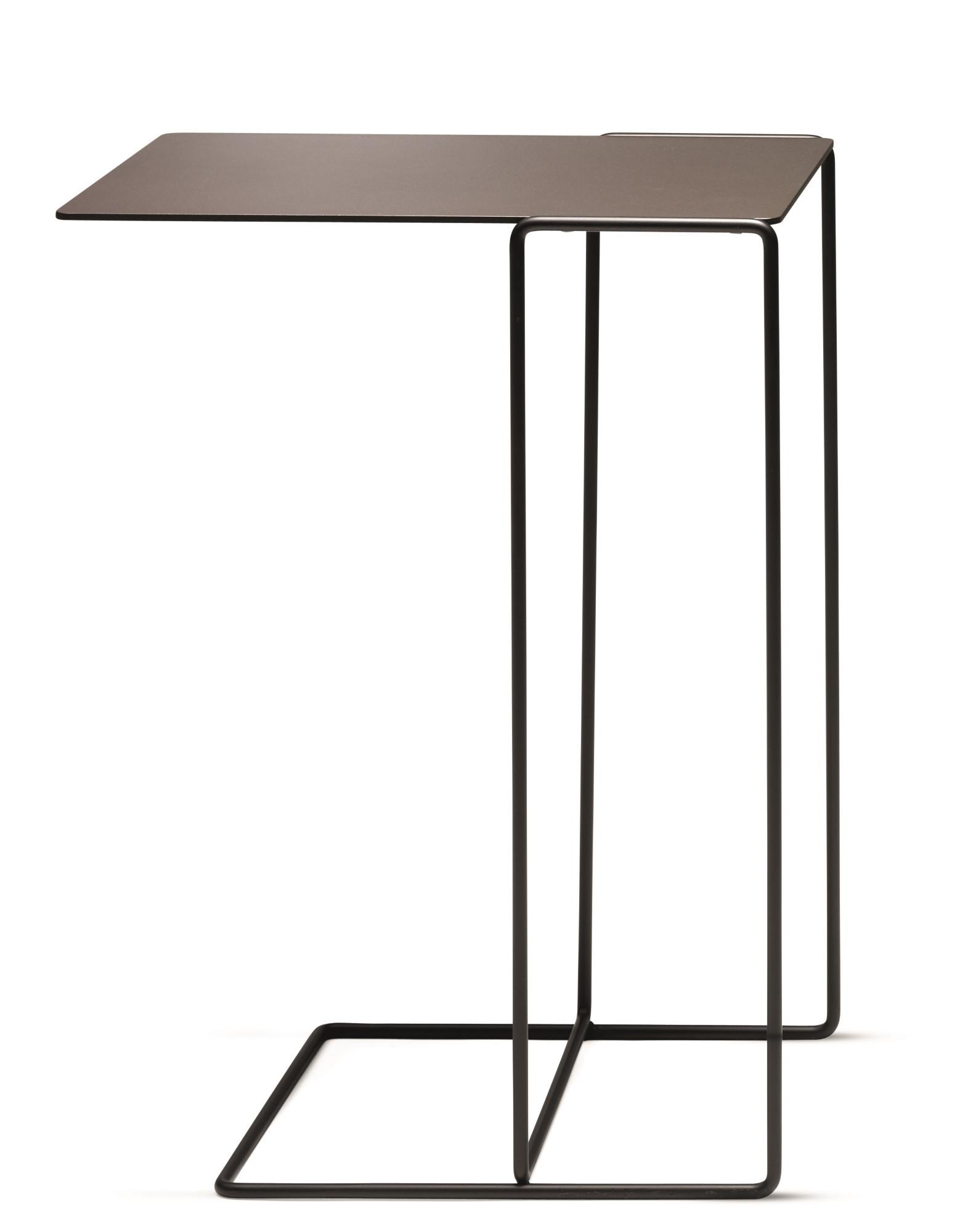 Oki Beistelltisch Walter Knoll bronze 01