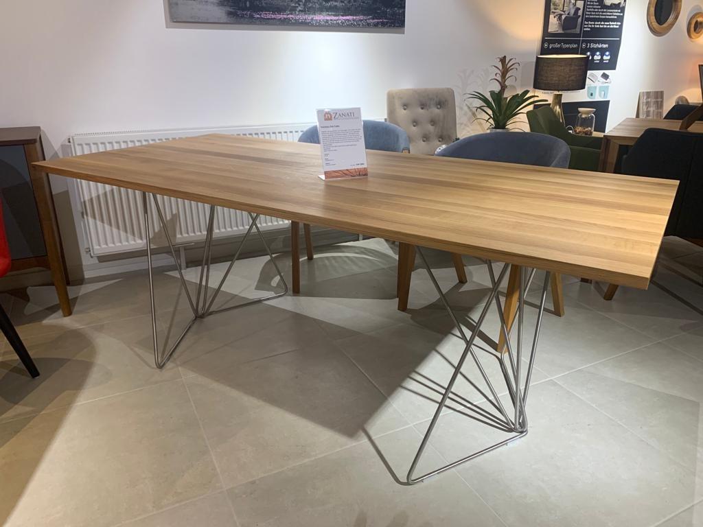 Esstisch Stainless Oak Table 02