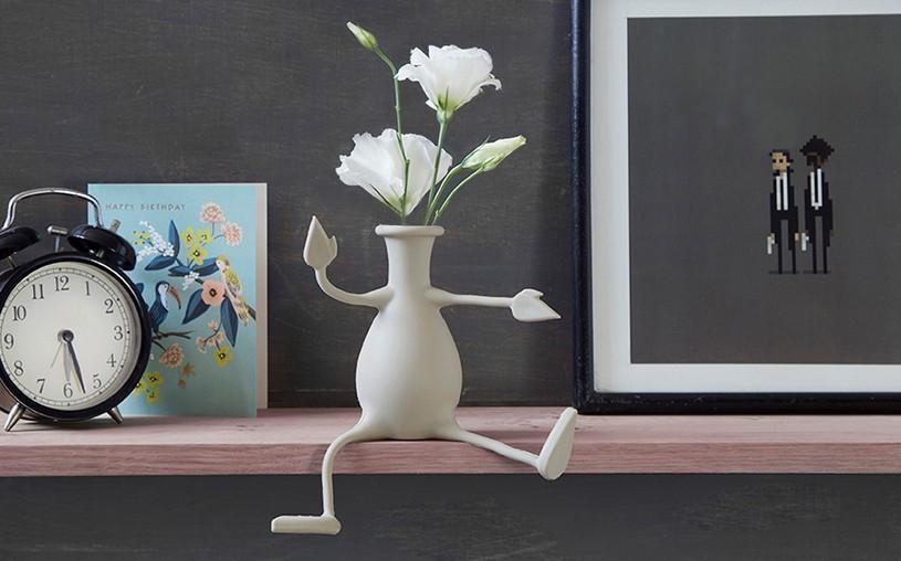 Blumenvase Florino Set 3 Stück 05