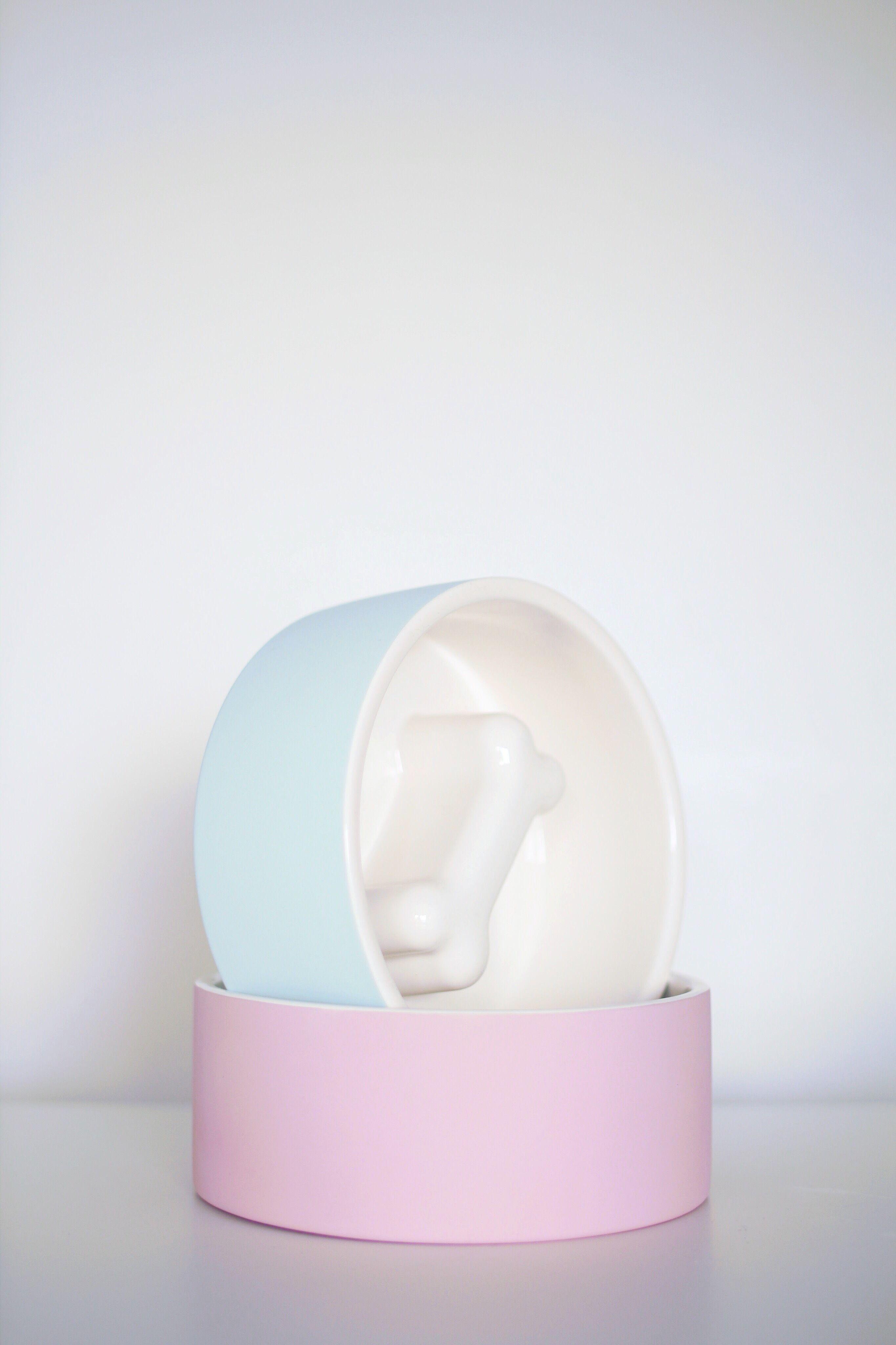 MAGISSO Pet Bowl, Bone (20 cm)  02