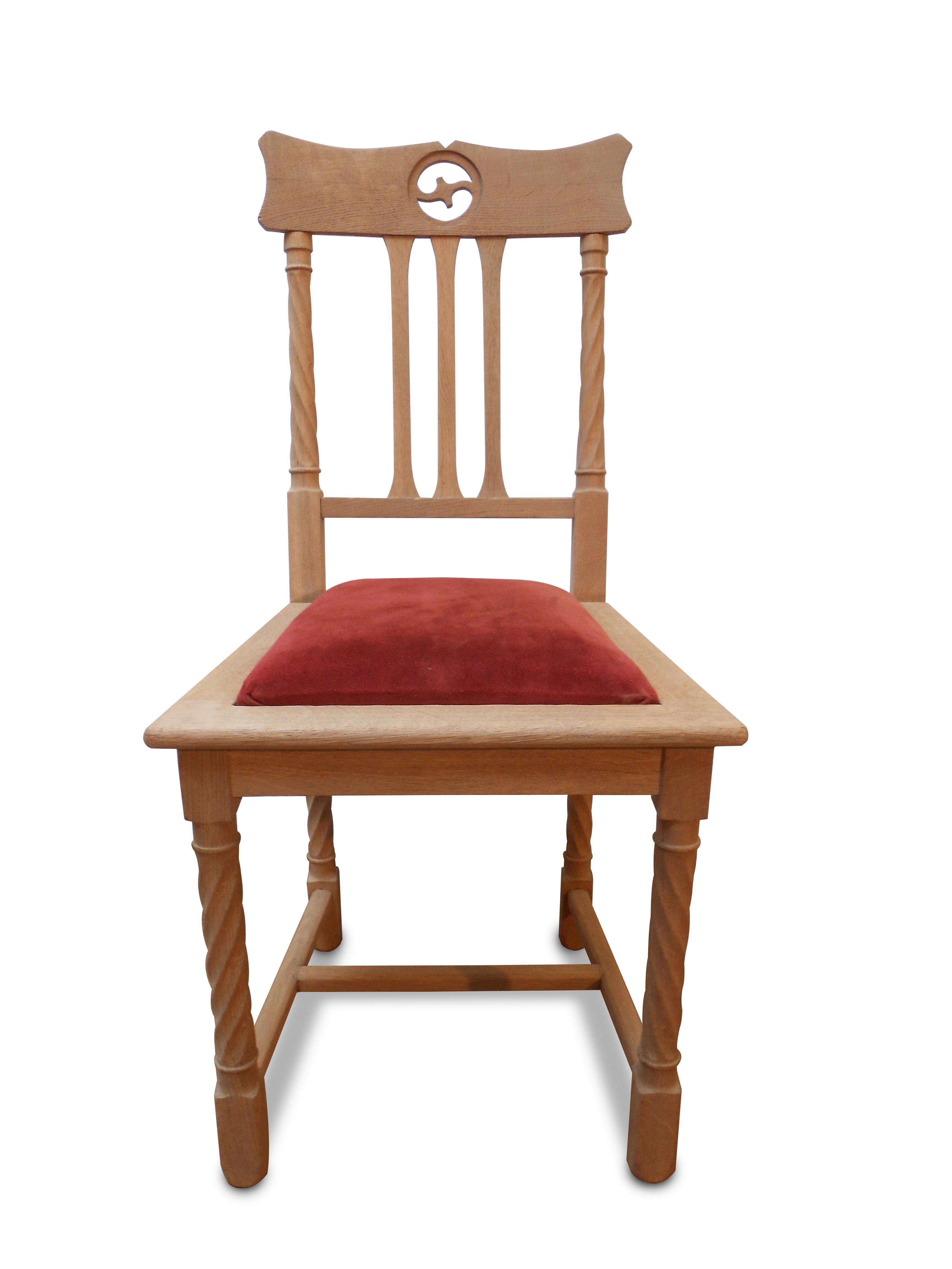 Eichenstühle 04