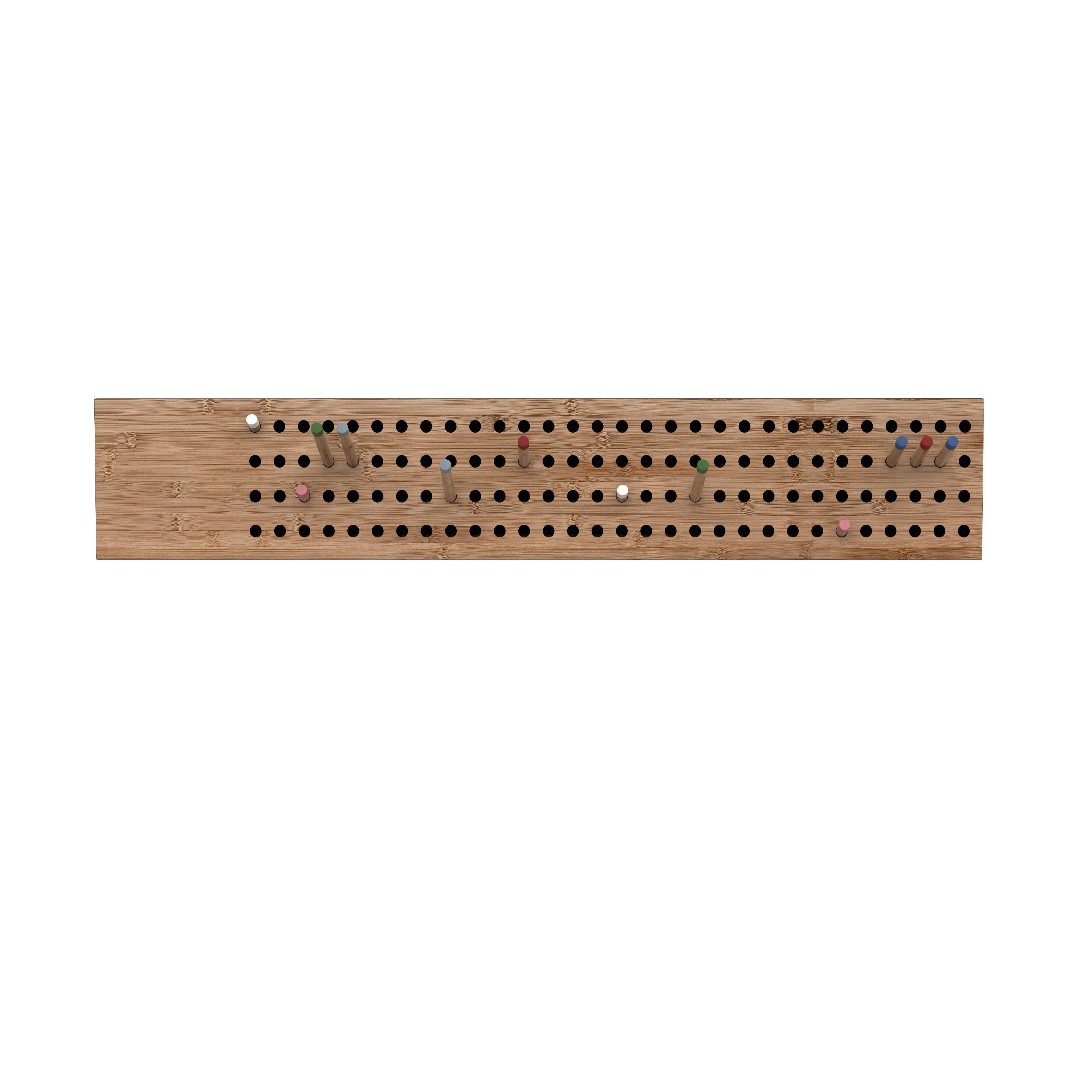 Gardarobe Scoredboard Large Horizontal-Bambusholz Nachhaltig - Kopieren - Kopieren 08