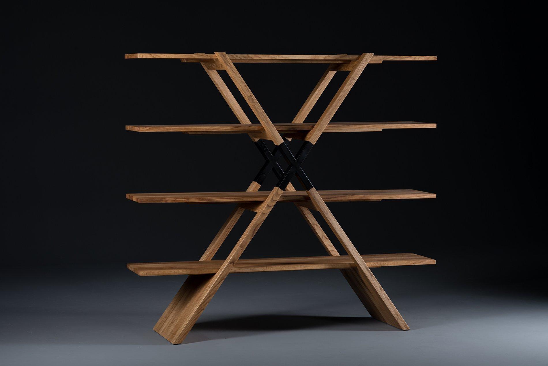 X Shelf Bücherregal (Artisan) 01