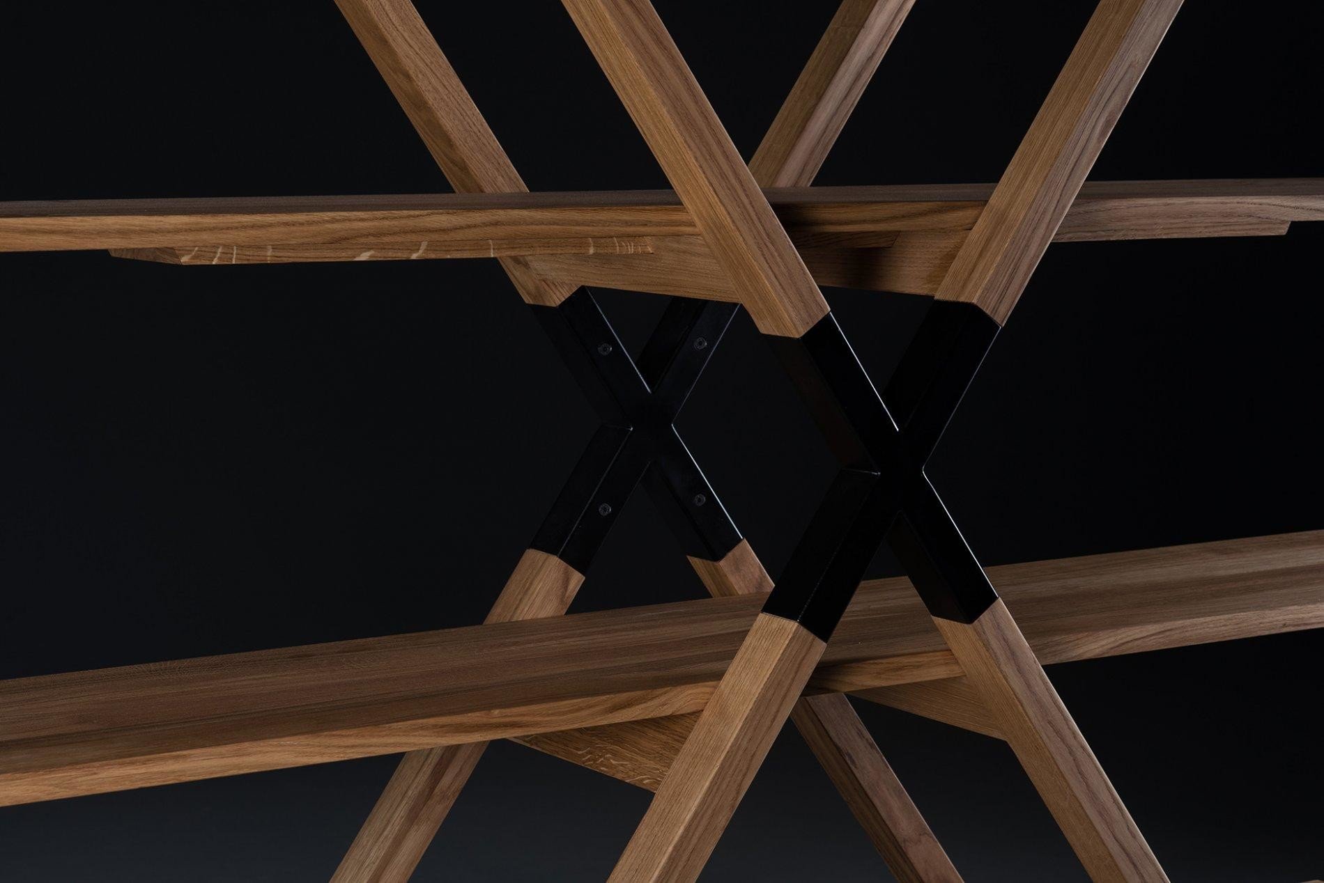 X Shelf Bücherregal (Artisan) 02