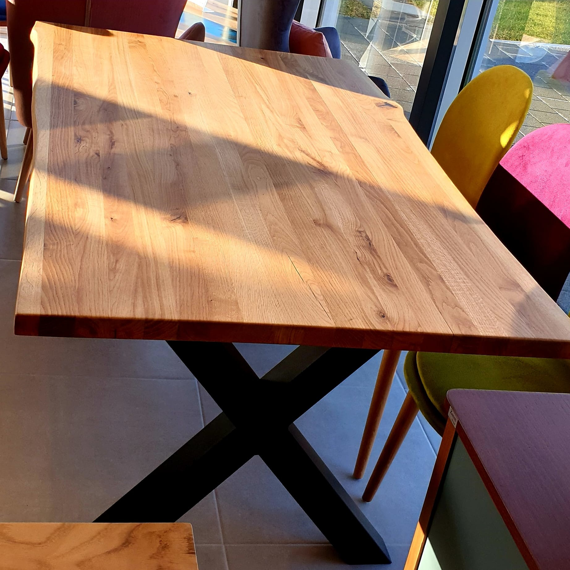 Esstisch Small Oak Table 02