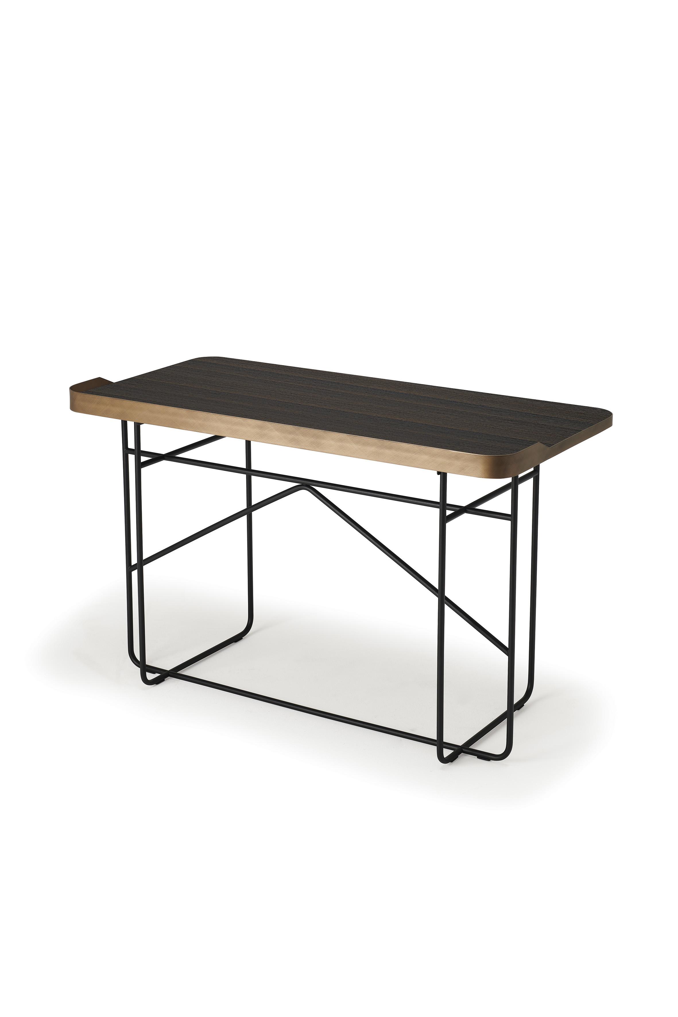 Schreibtisch Cattelan Wolf Wood 02