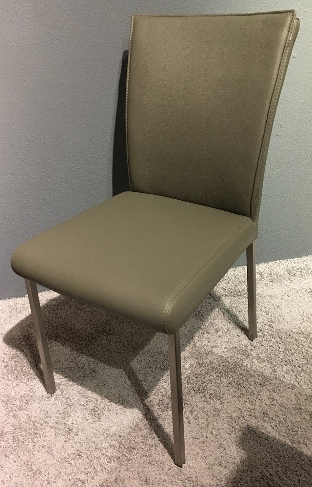 6 Stühle Leon Echtleder Lüönd 01
