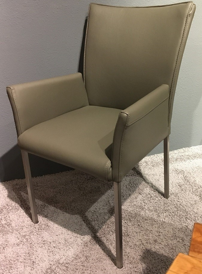 6 Stühle Leon Echtleder Lüönd 02