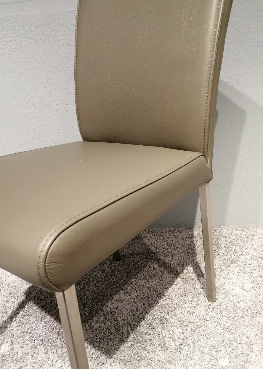 6 Stühle Leon Echtleder Lüönd 03