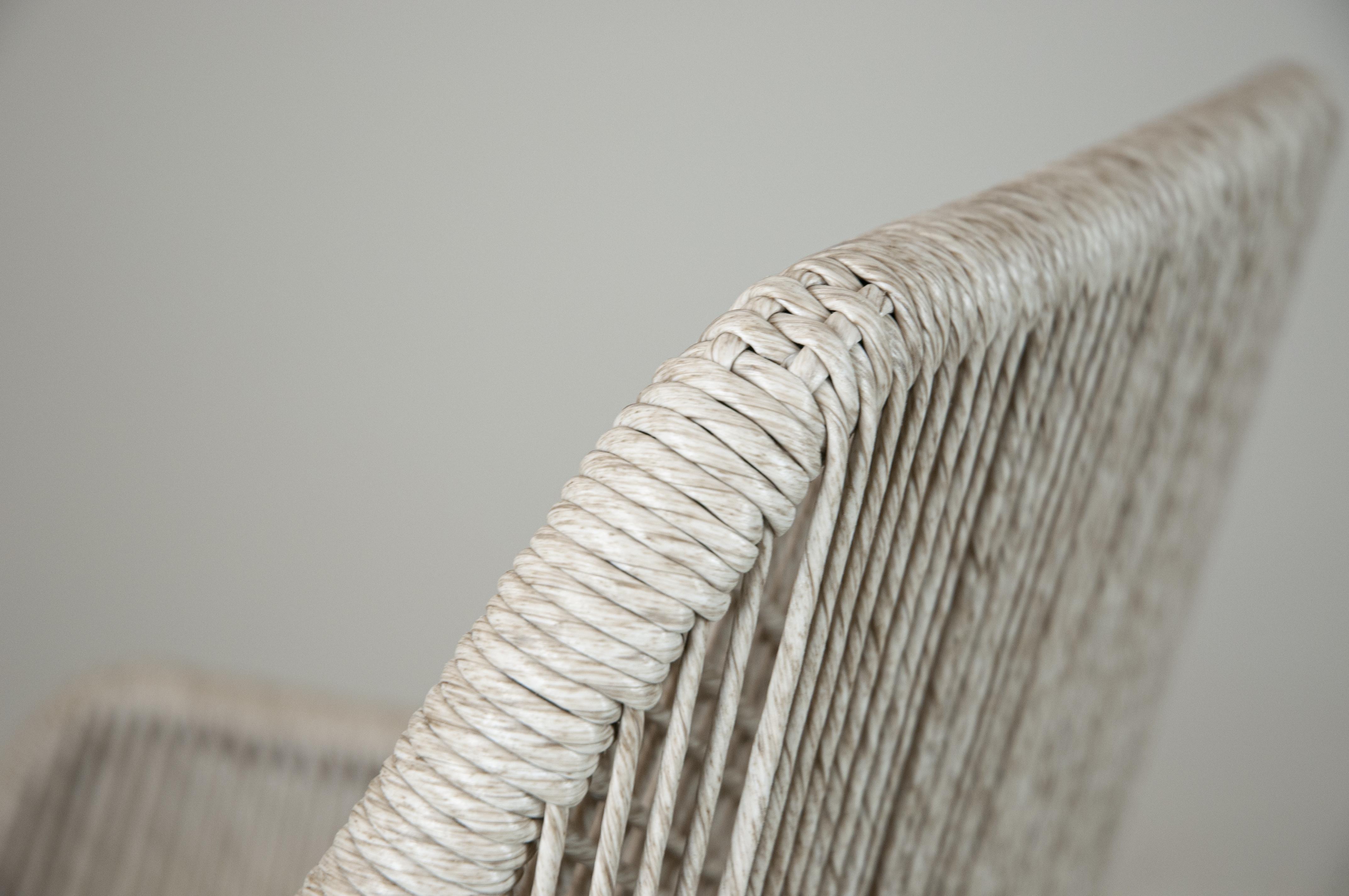 Gartenstuhl ALLANIS (1 Stk) (beige) 02