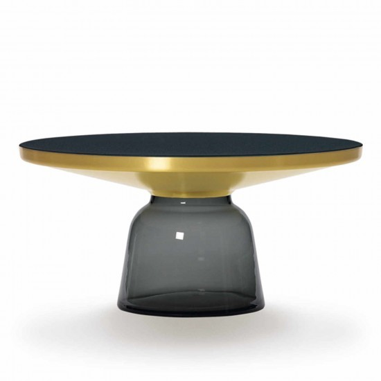 Bell Coffee Table Couchtisch Messing 04