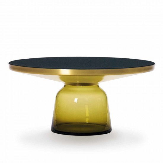 Bell Coffee Table Couchtisch Messing 02