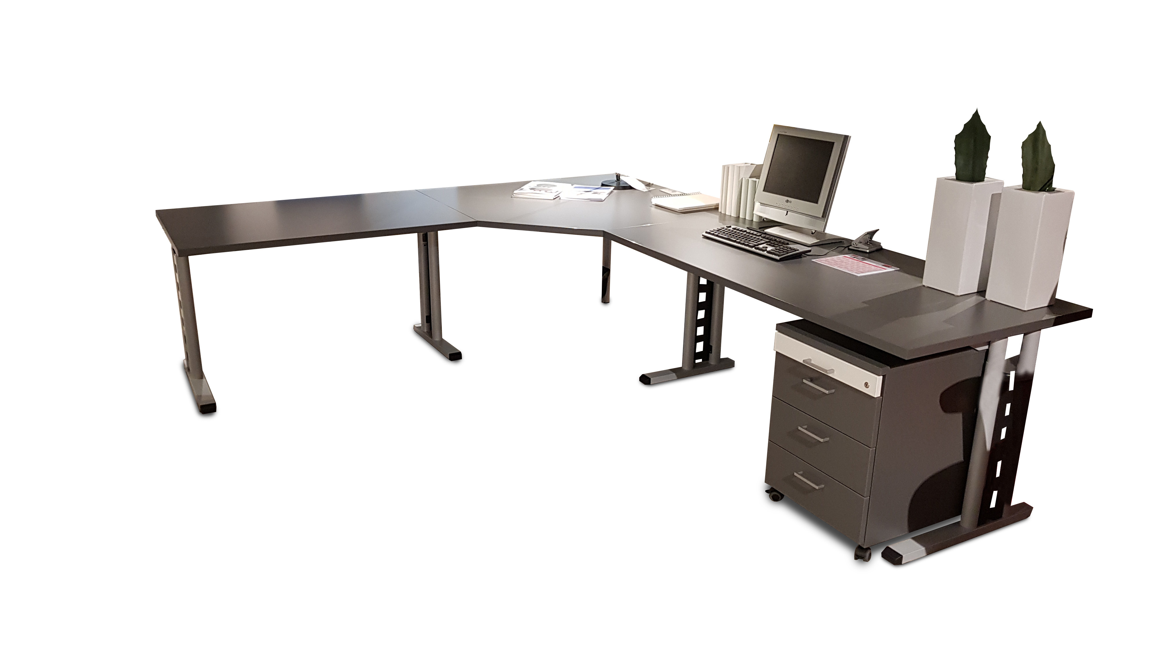 Schreibtischkombination Window - Karl Omlin 05