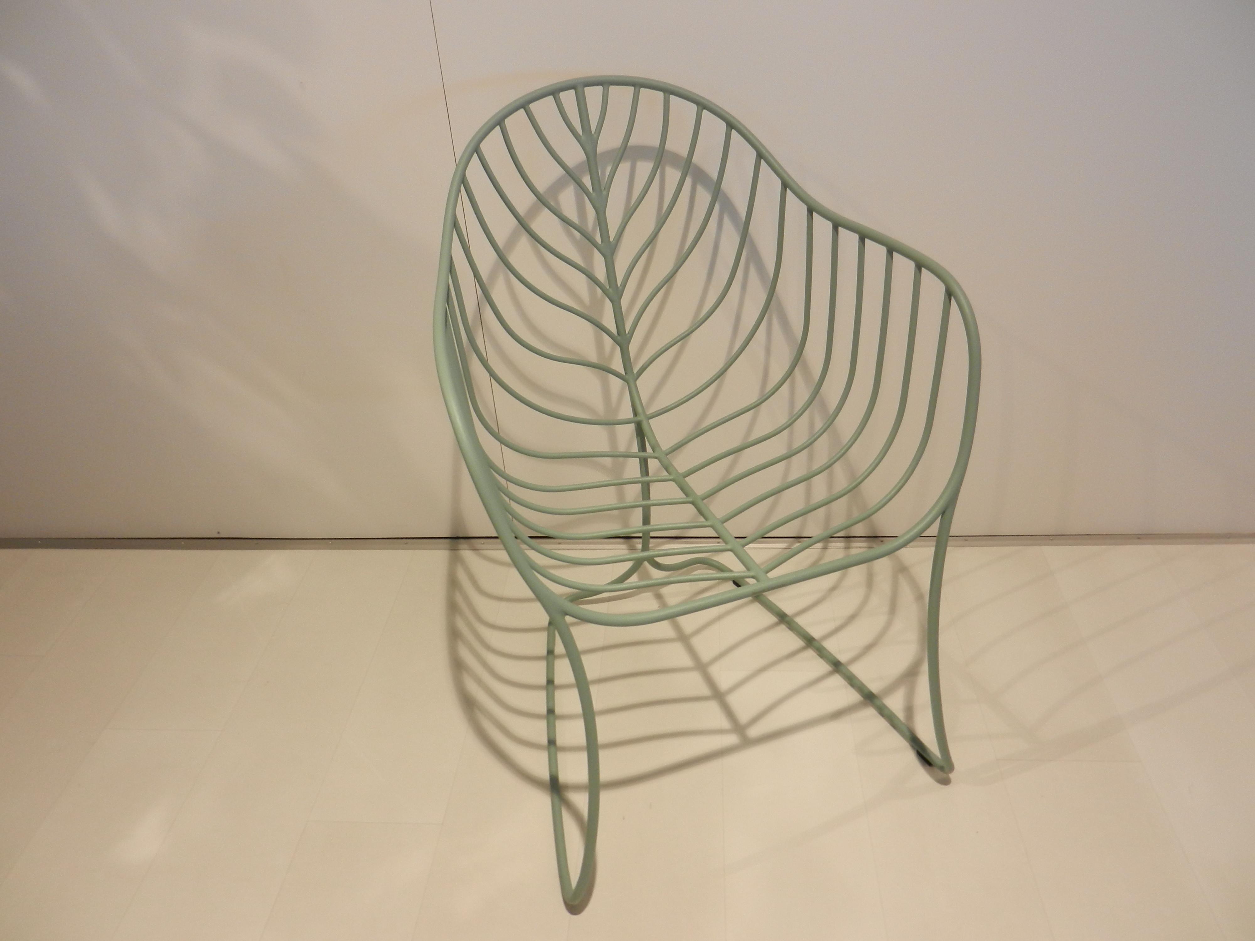 4 Stühle Folia von Royal Botania 01
