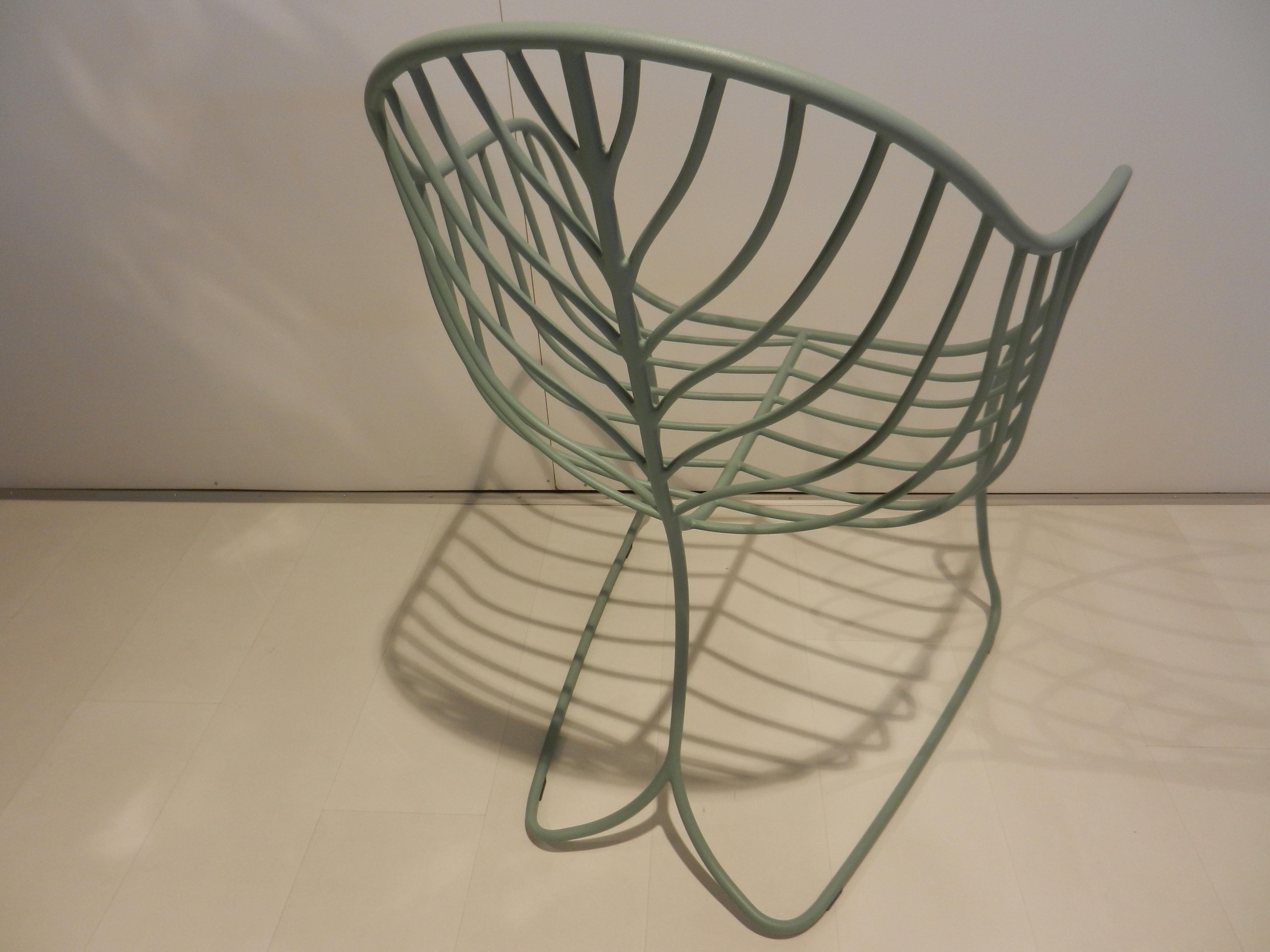 4 Stühle Folia von Royal Botania 04