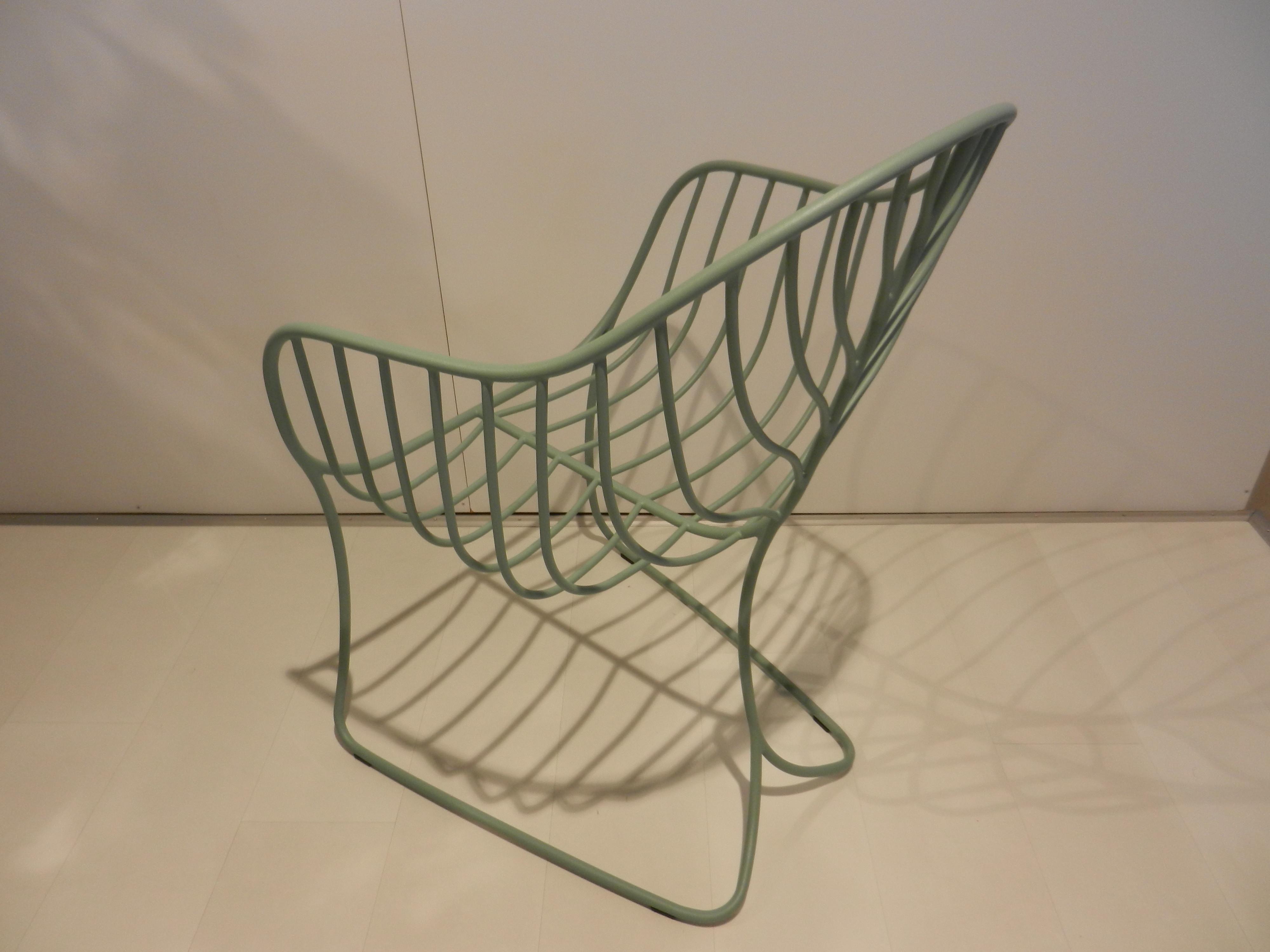 4 Stühle Folia von Royal Botania 05