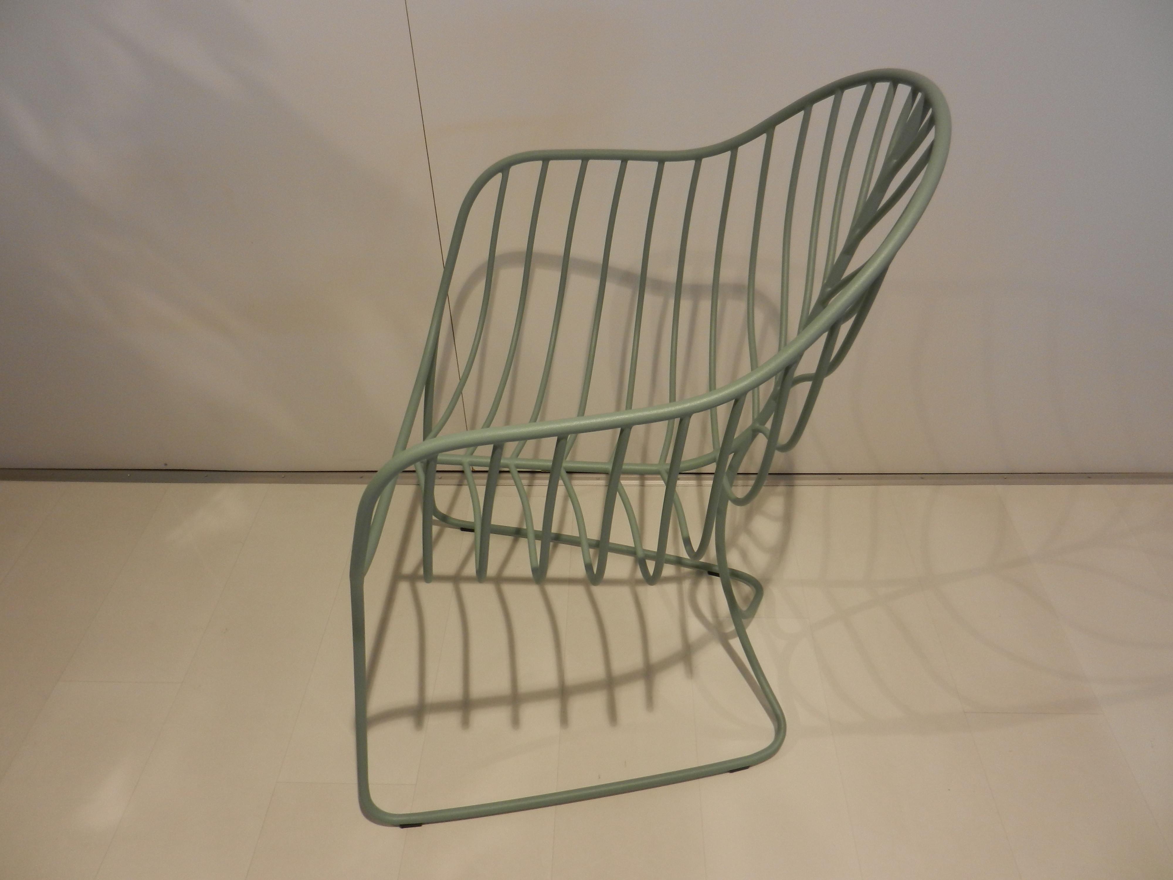 4 Stühle Folia von Royal Botania 06