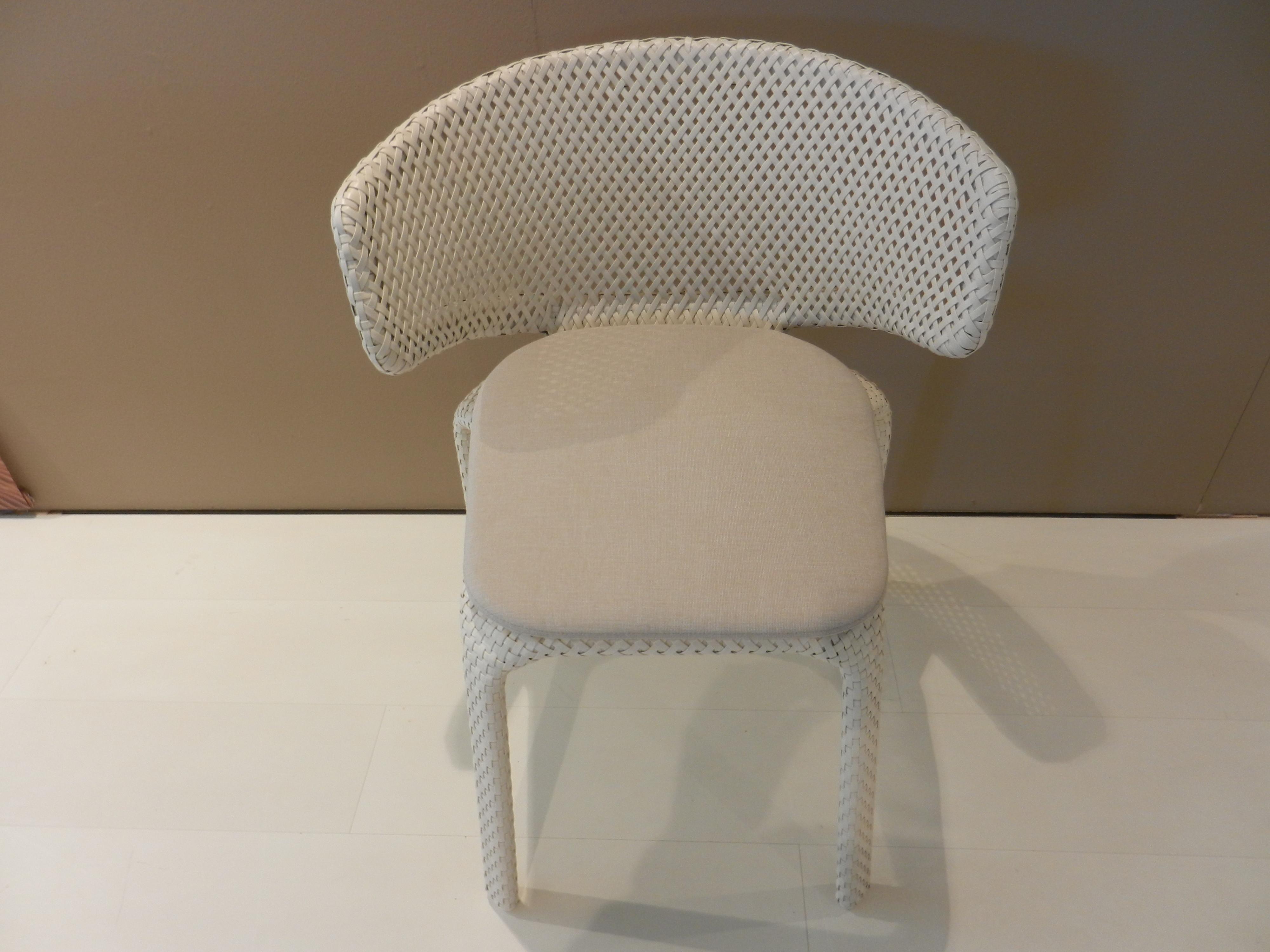 4 Stühle Seashell von Dedon 02
