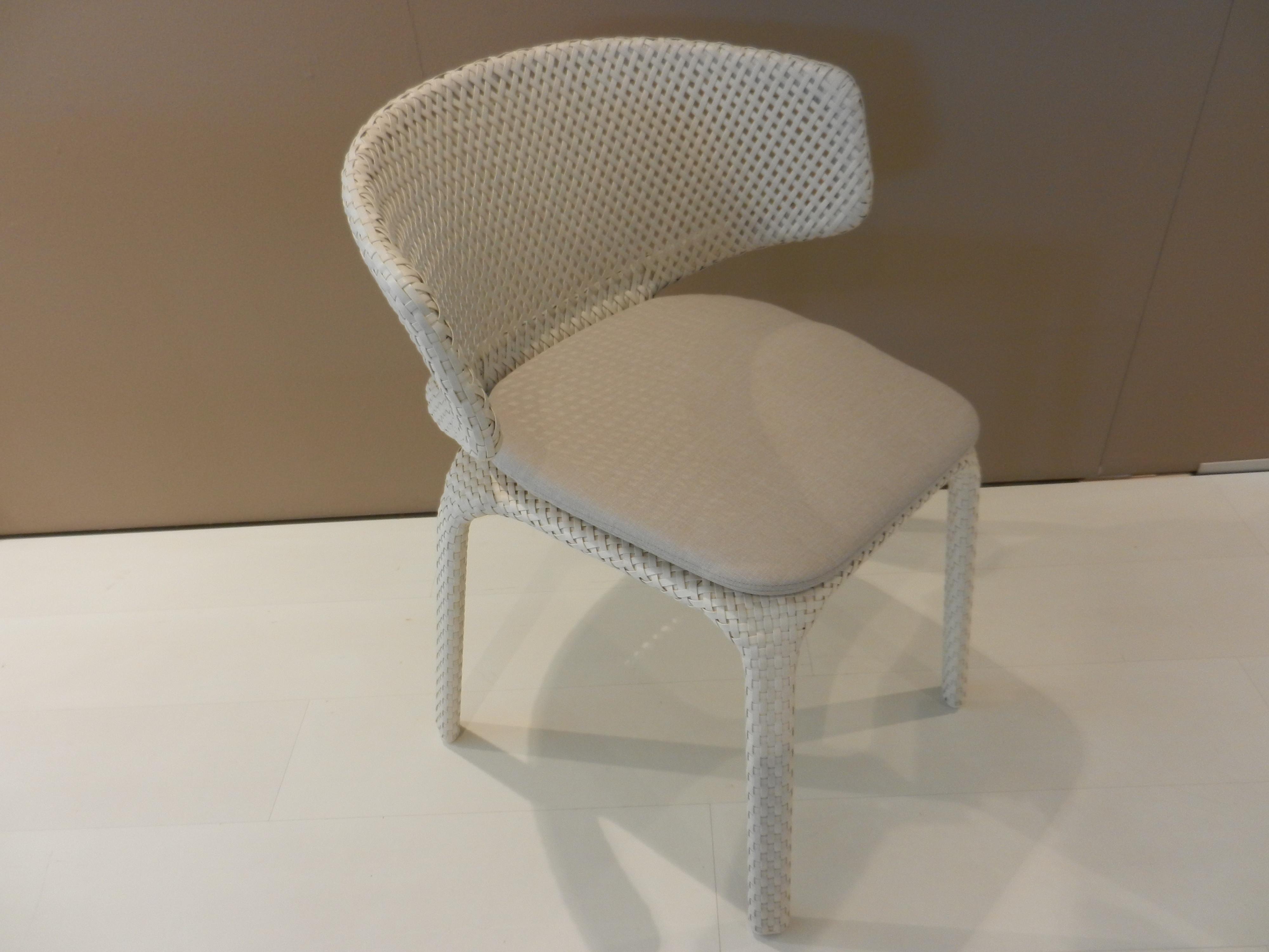 4 Stühle Seashell von Dedon 03