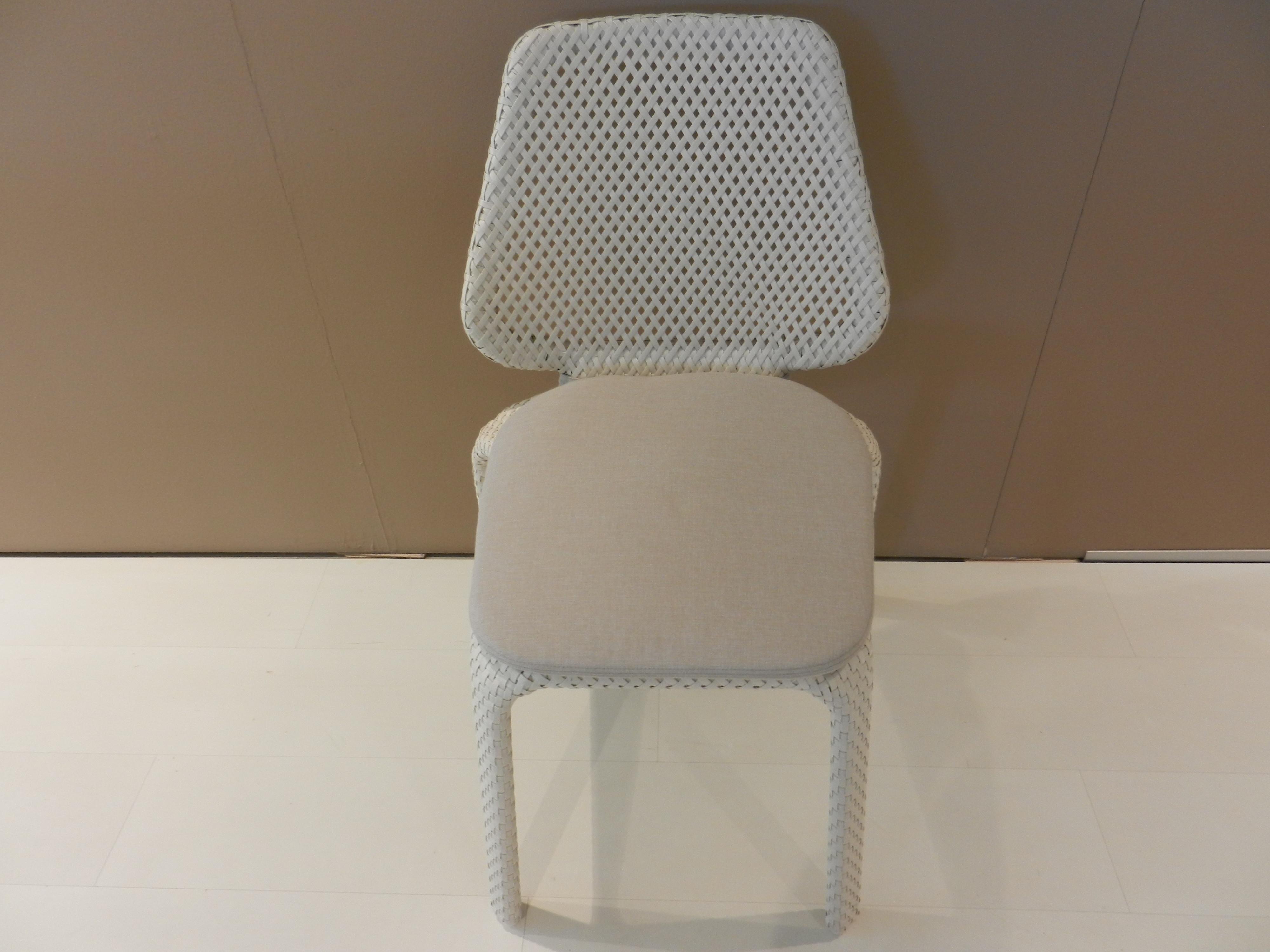 4 Stühle Seashell von Dedon 06