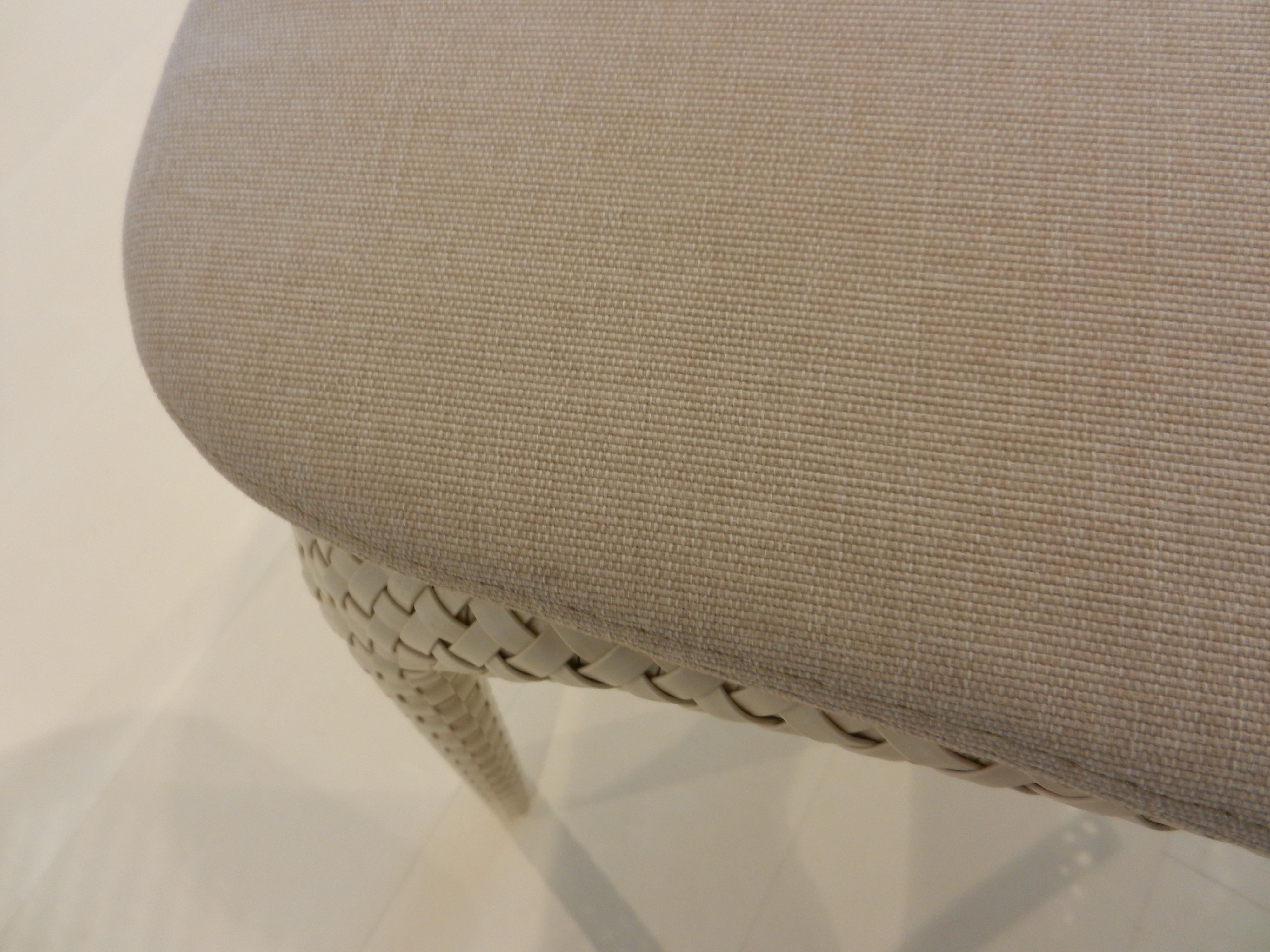 4 Stühle Seashell von Dedon 11