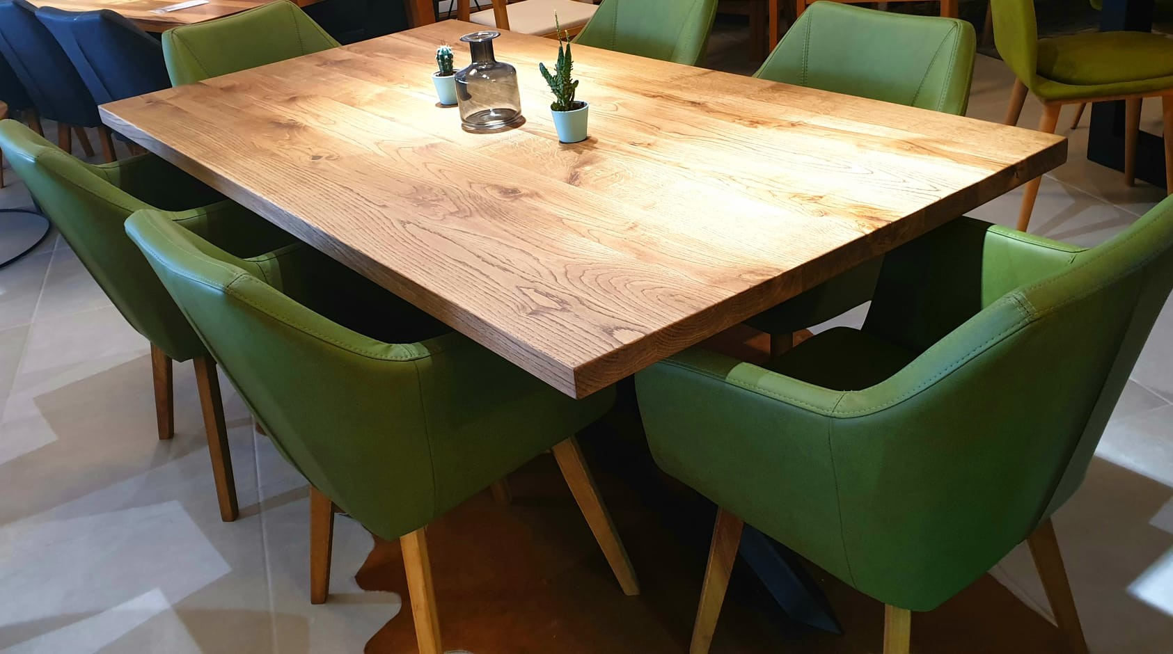 Esstisch Elegant Table Industrial 03