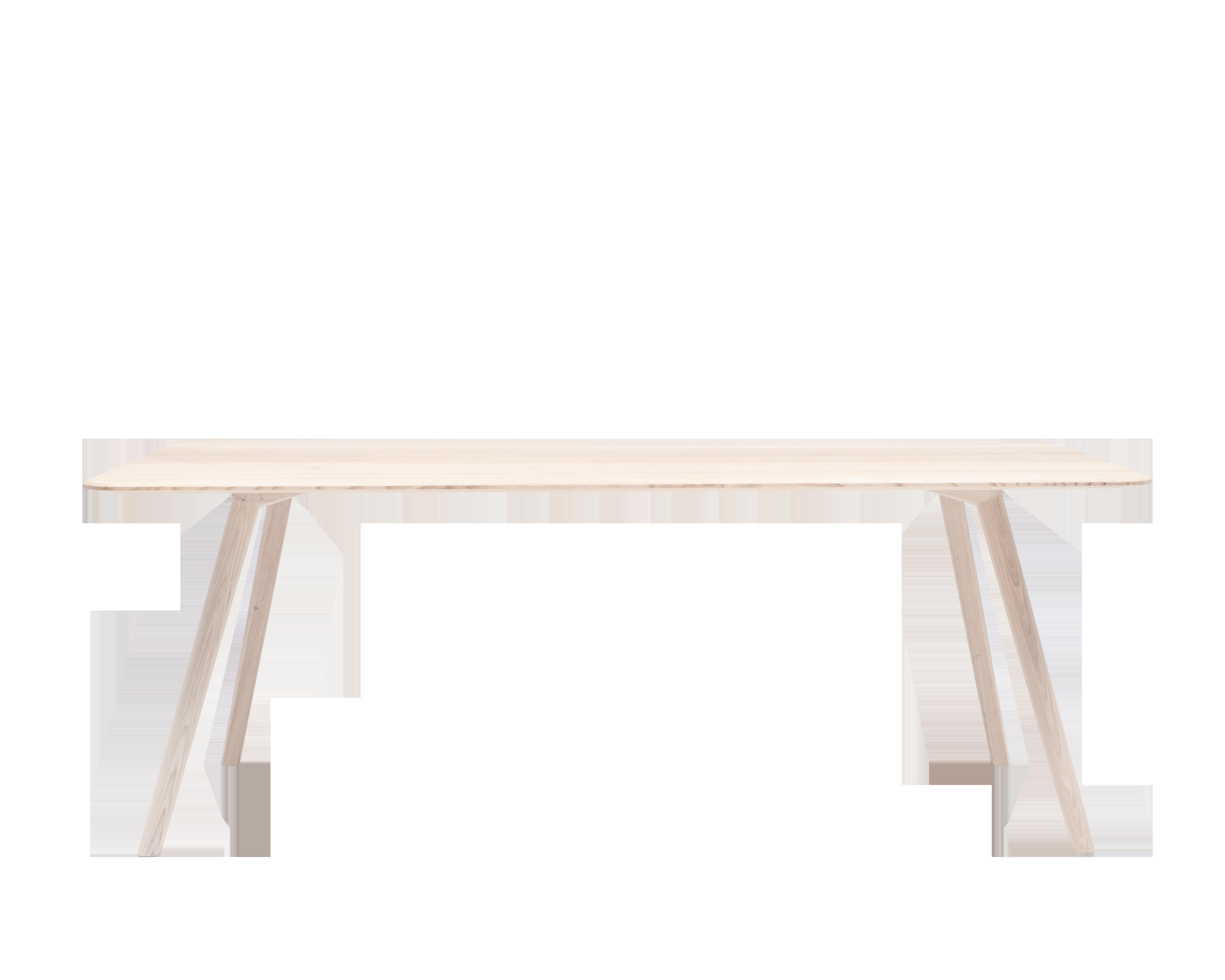 Objekte unserer Tage Tisch XLarge - Esche 07
