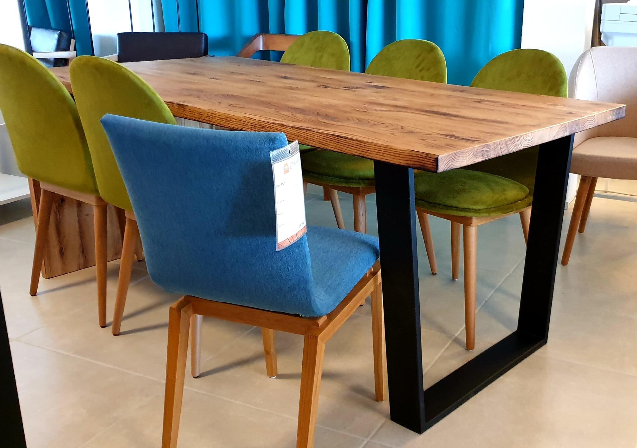 Esstisch Industrial Table 05