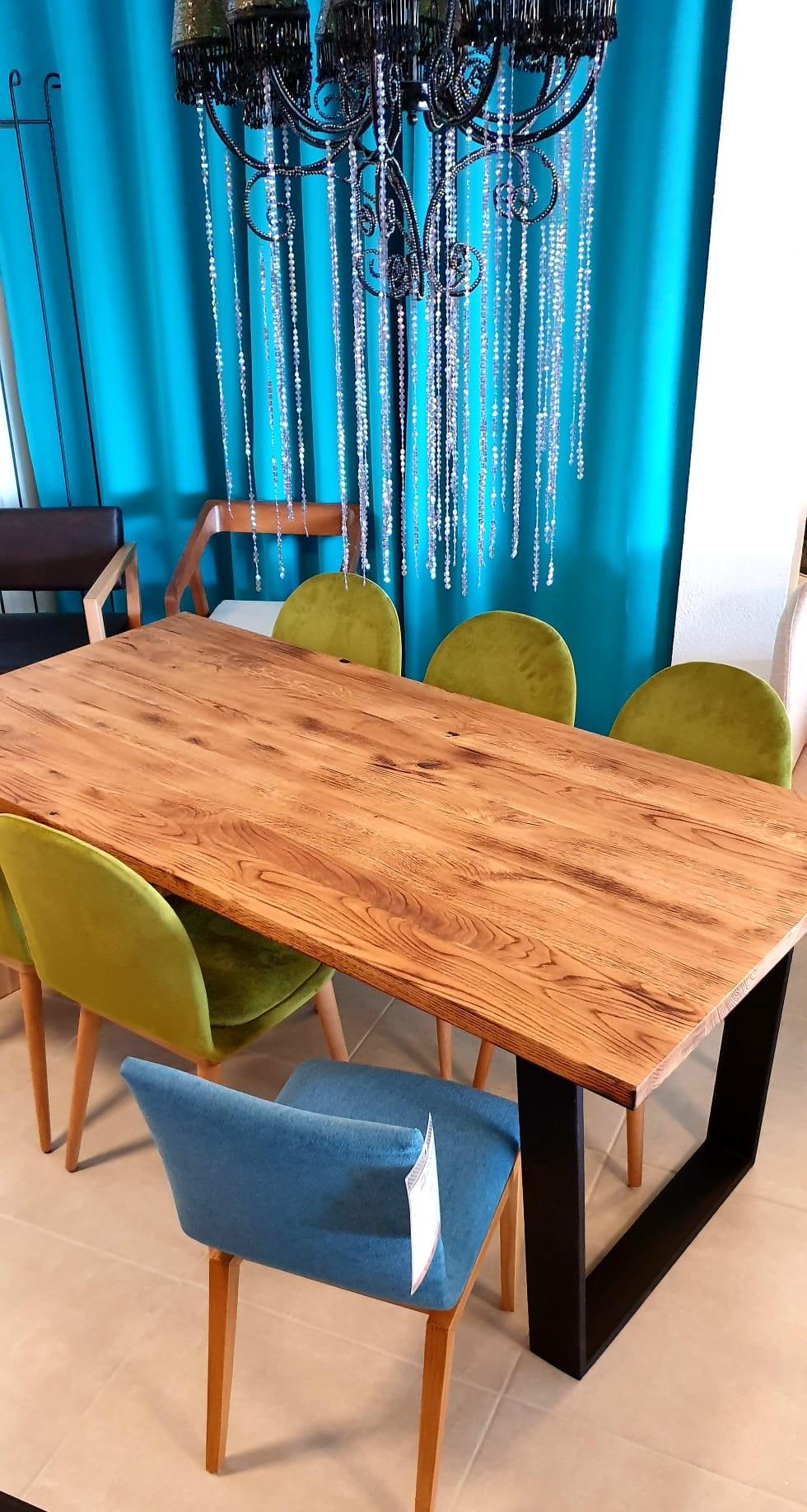 Esstisch Industrial Table 06