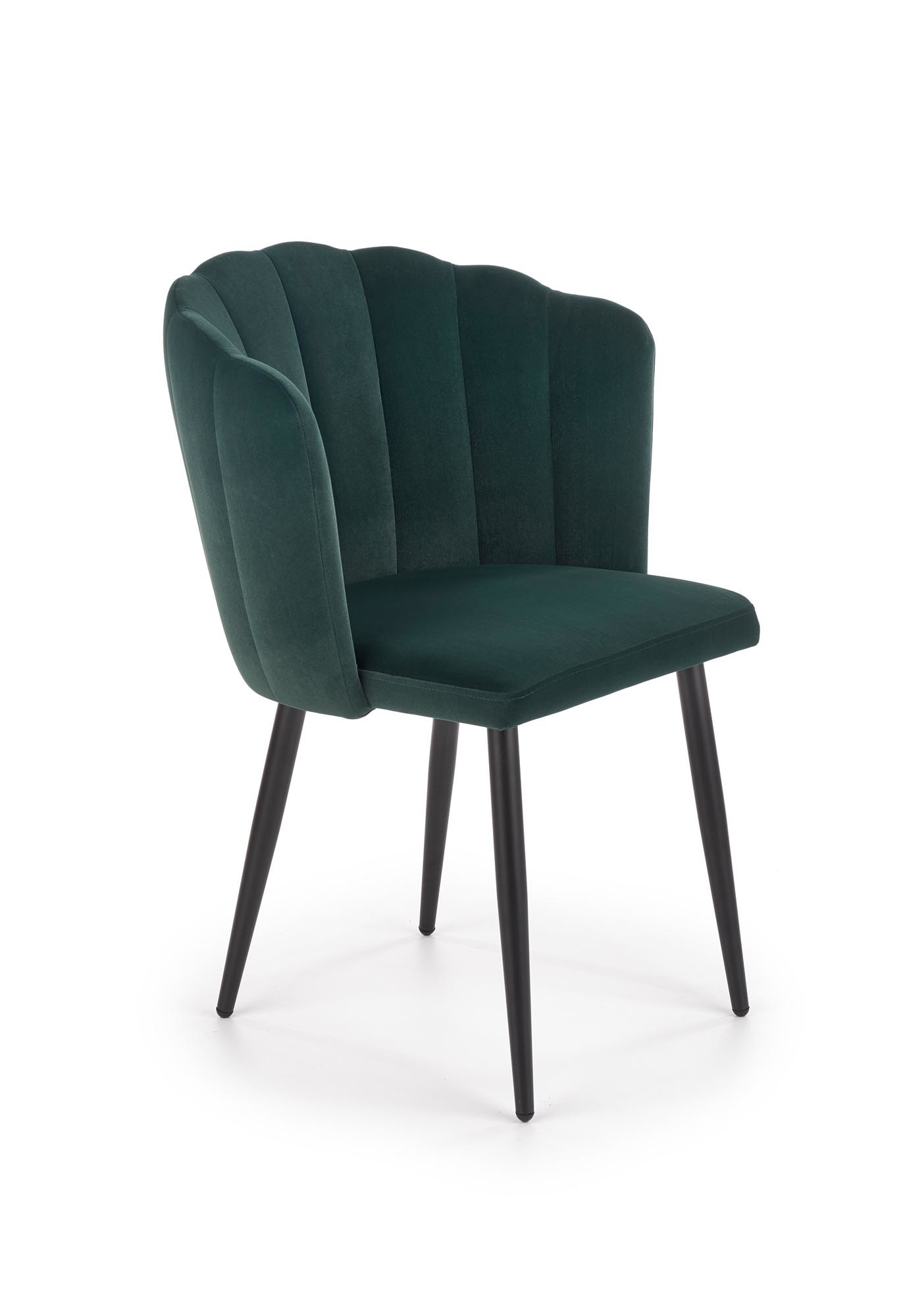 Samt Sessel-Stuhl Embos 03