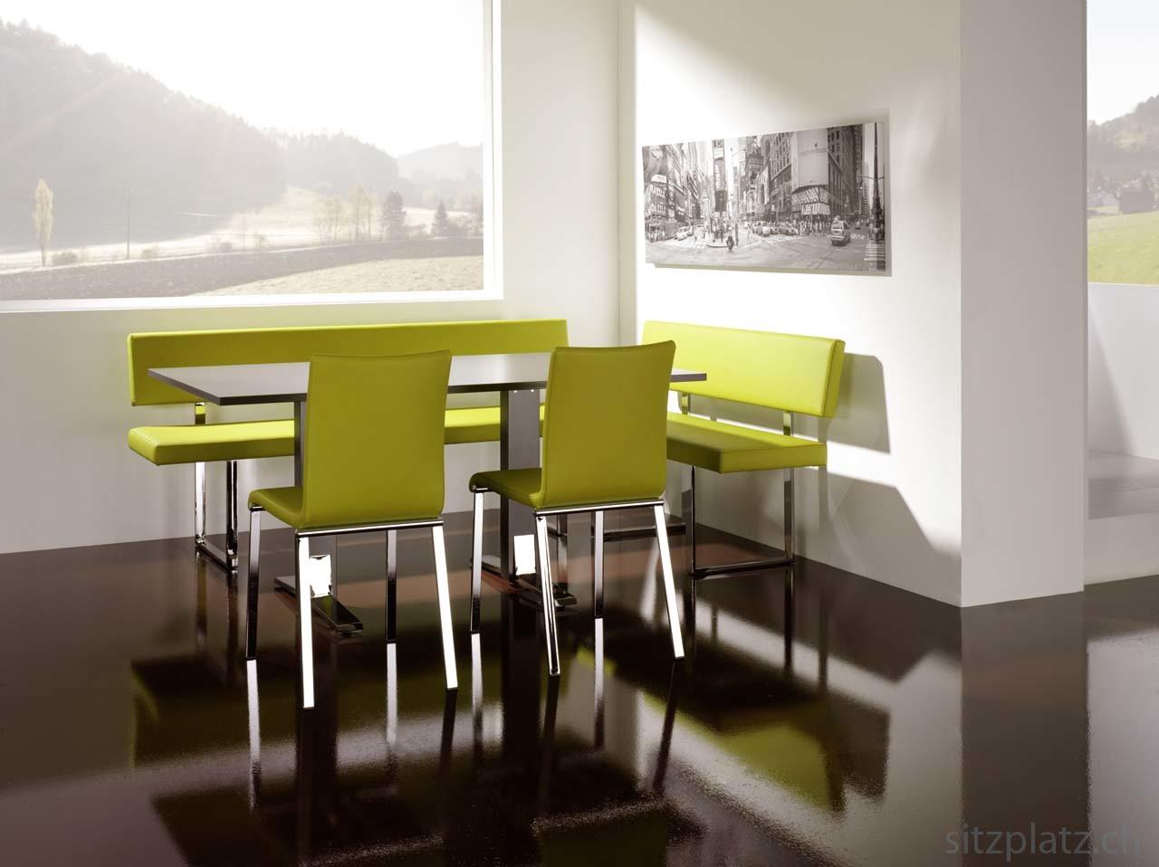 Sitzplatz Schweiz AG Bank/ Eckbank Alaska 06